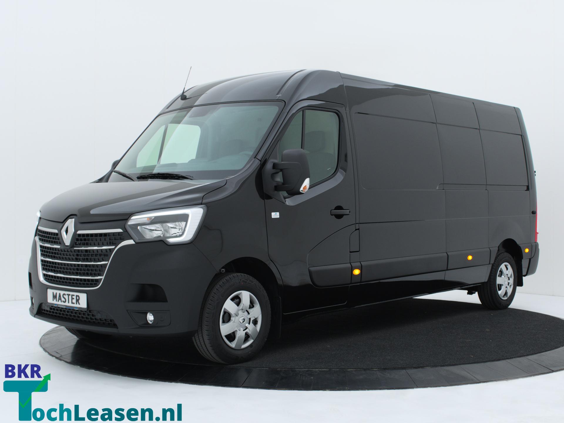 Renault Master L3H2 180 pk schuinvoorkant 1 BKR toch Leasen
