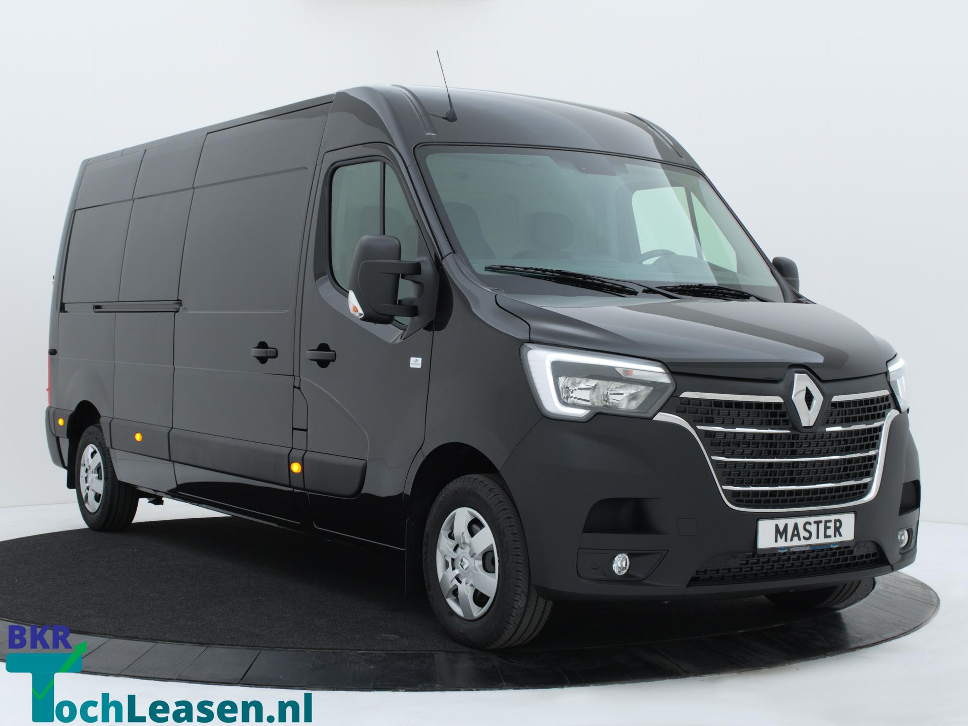 Renault Master L3H2 180 pk schuinvoorkant 2 BKR toch Leasen