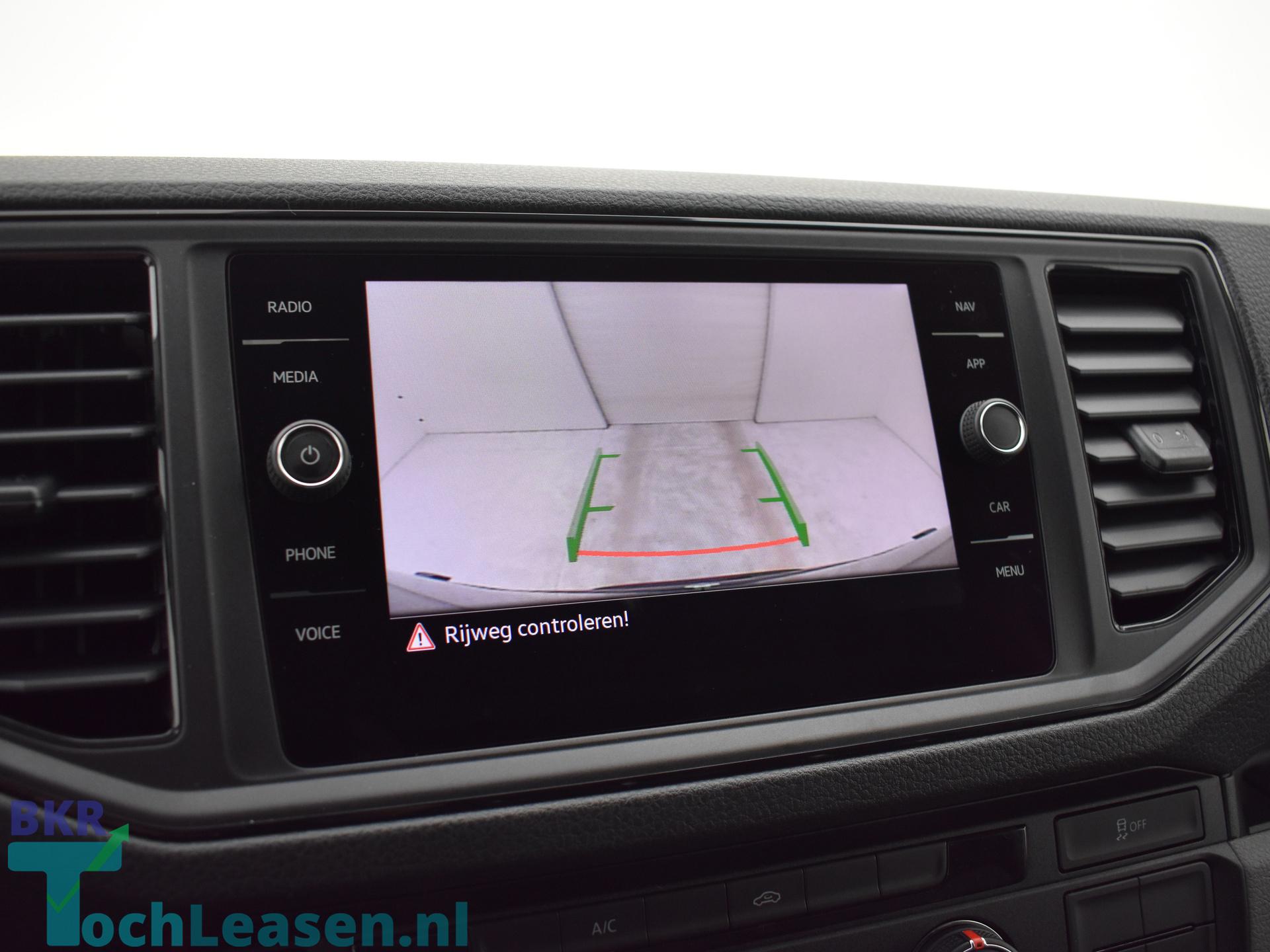 Bkr Toch Leasen Volkswagen Crafter3