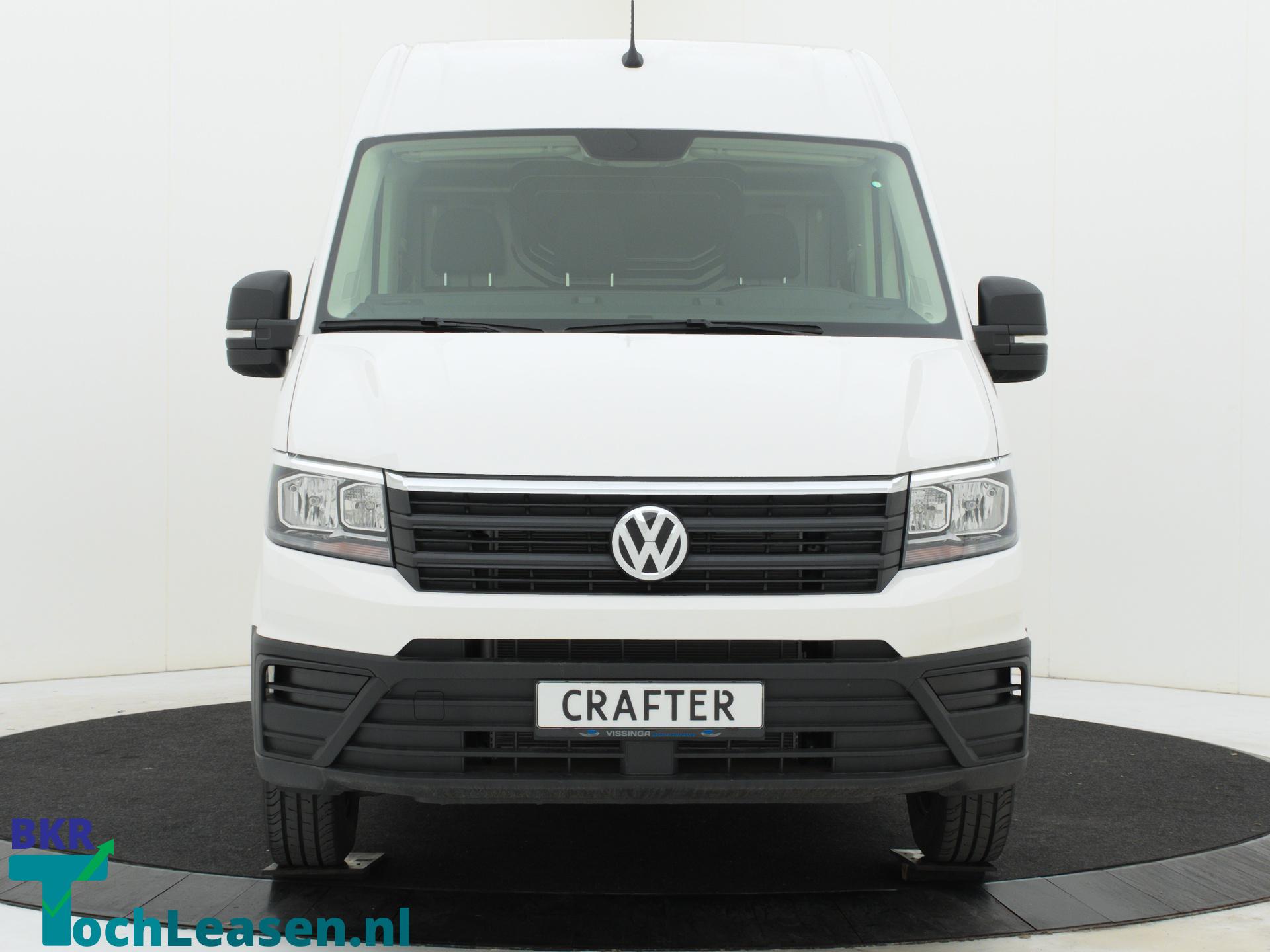 BkrTochLeasen.nl - Witte Volkswagen Crafter 10