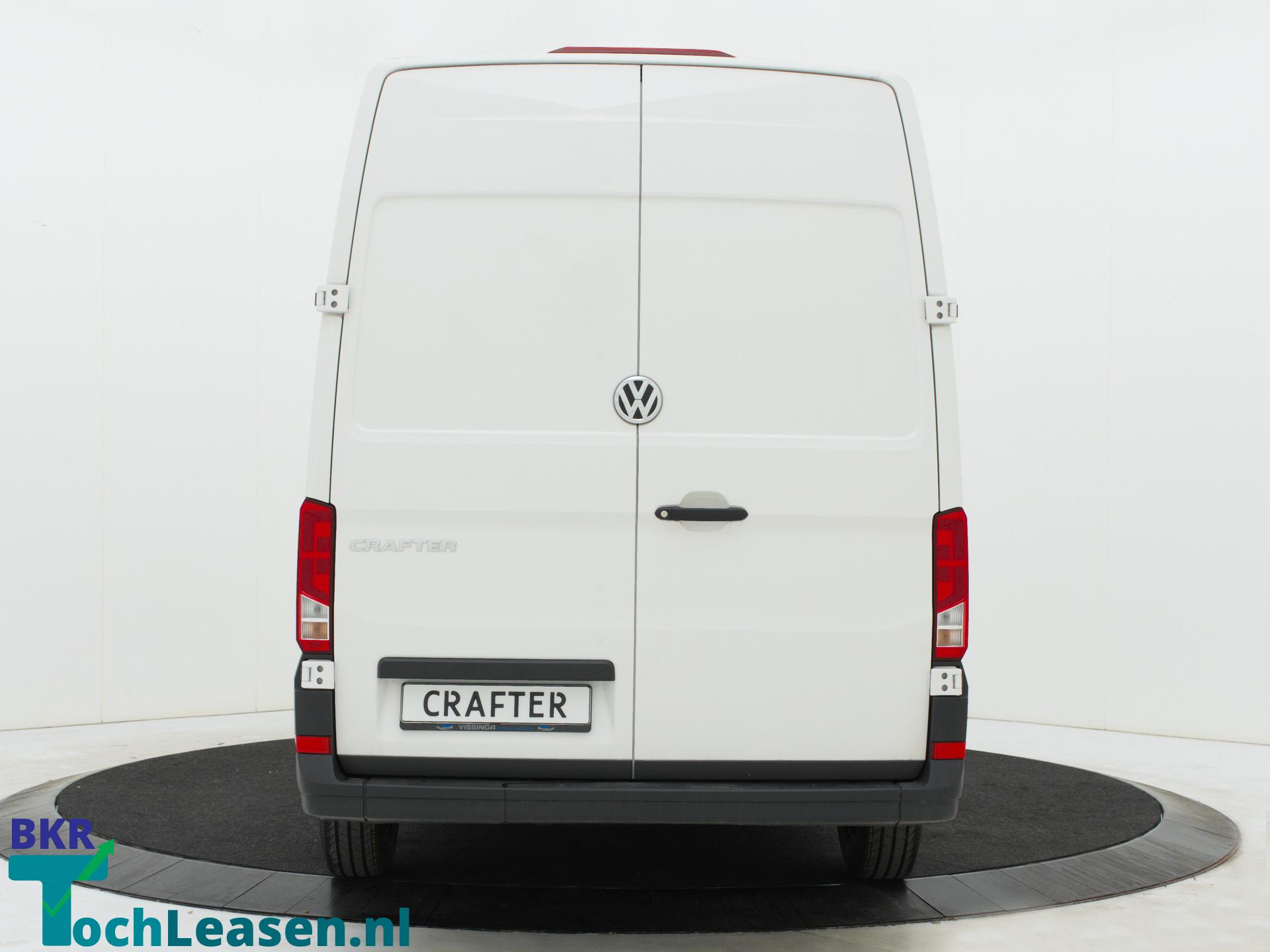 BkrTochLeasen.nl - Witte Volkswagen Crafter 11