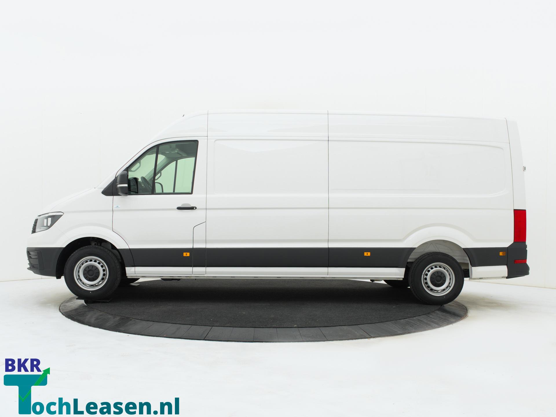 BkrTochLeasen.nl - Witte Volkswagen Crafter 12