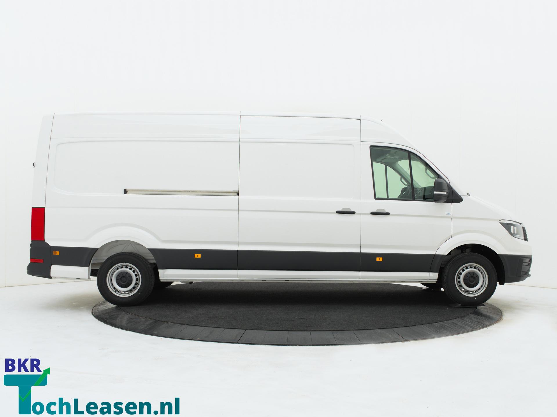 BkrTochLeasen.nl - Witte Volkswagen Crafter 13