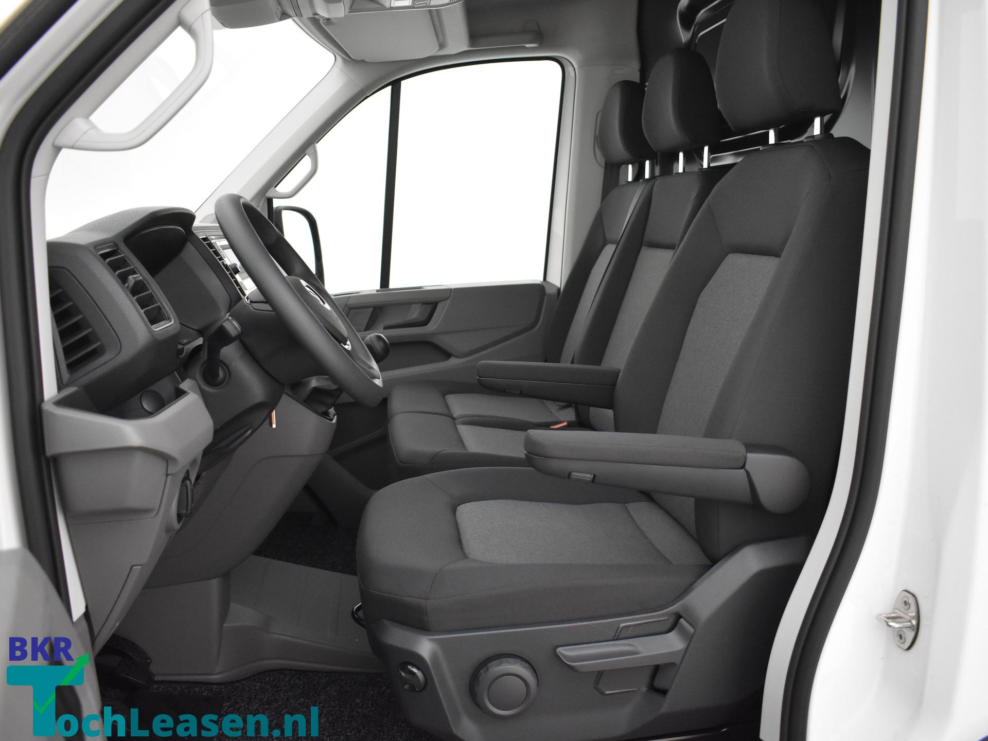 BkrTochLeasen.nl - Witte Volkswagen Crafter 18