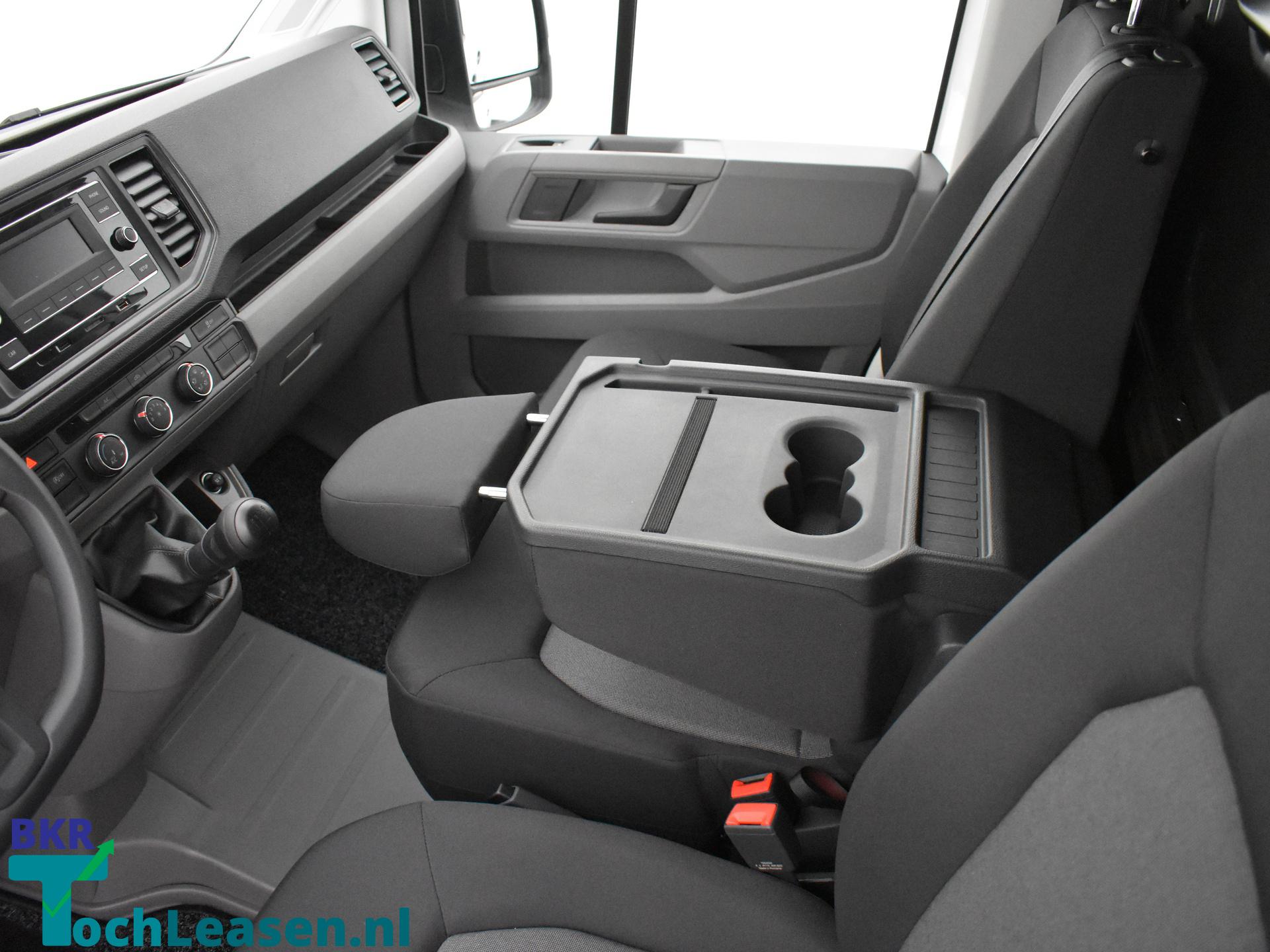 BkrTochLeasen.nl - Witte Volkswagen Crafter 19