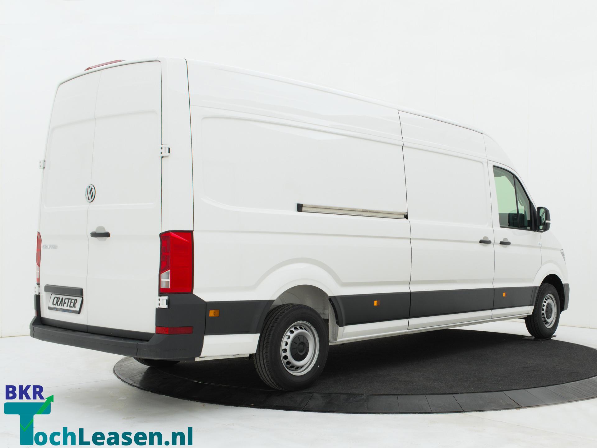 BkrTochLeasen.nl - Witte Volkswagen Crafter 2