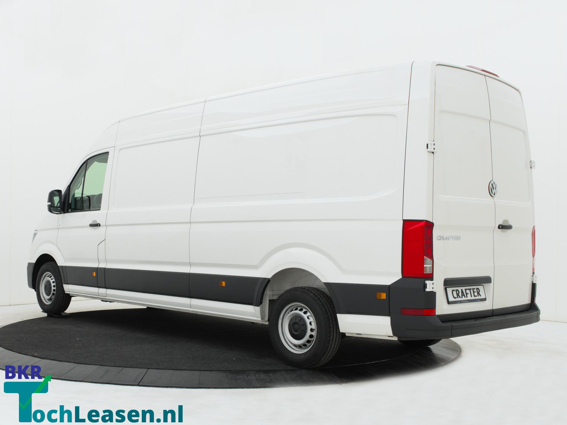 BkrTochLeasen.nl - Witte Volkswagen Crafter 6