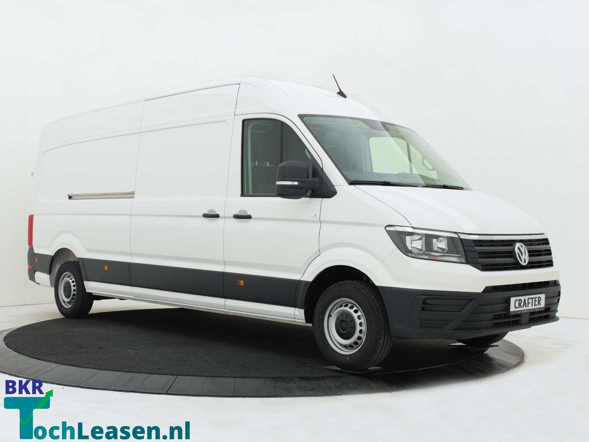 BkrTochLeasen.nl - Witte Volkswagen Crafter 7