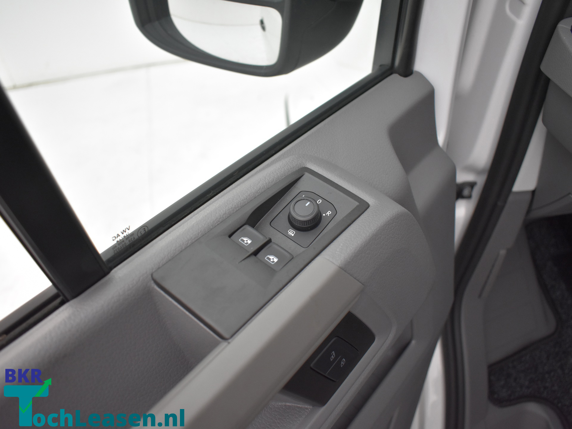 BkrTochLeasen.nl - Witte Volkswagen Crafter 8