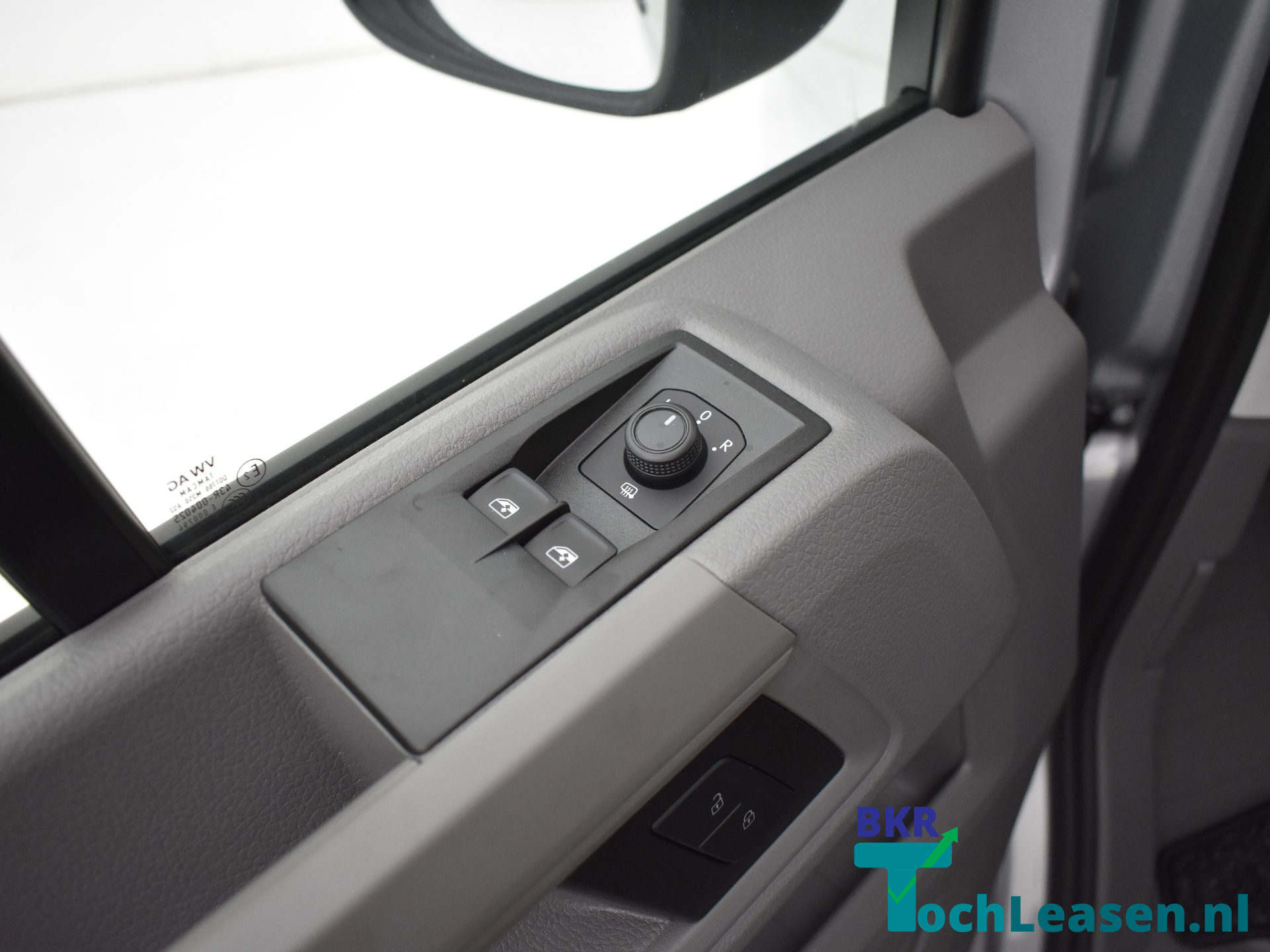 Volkswagen Crafter zilver L3H3 Automaat bkr toch leasen