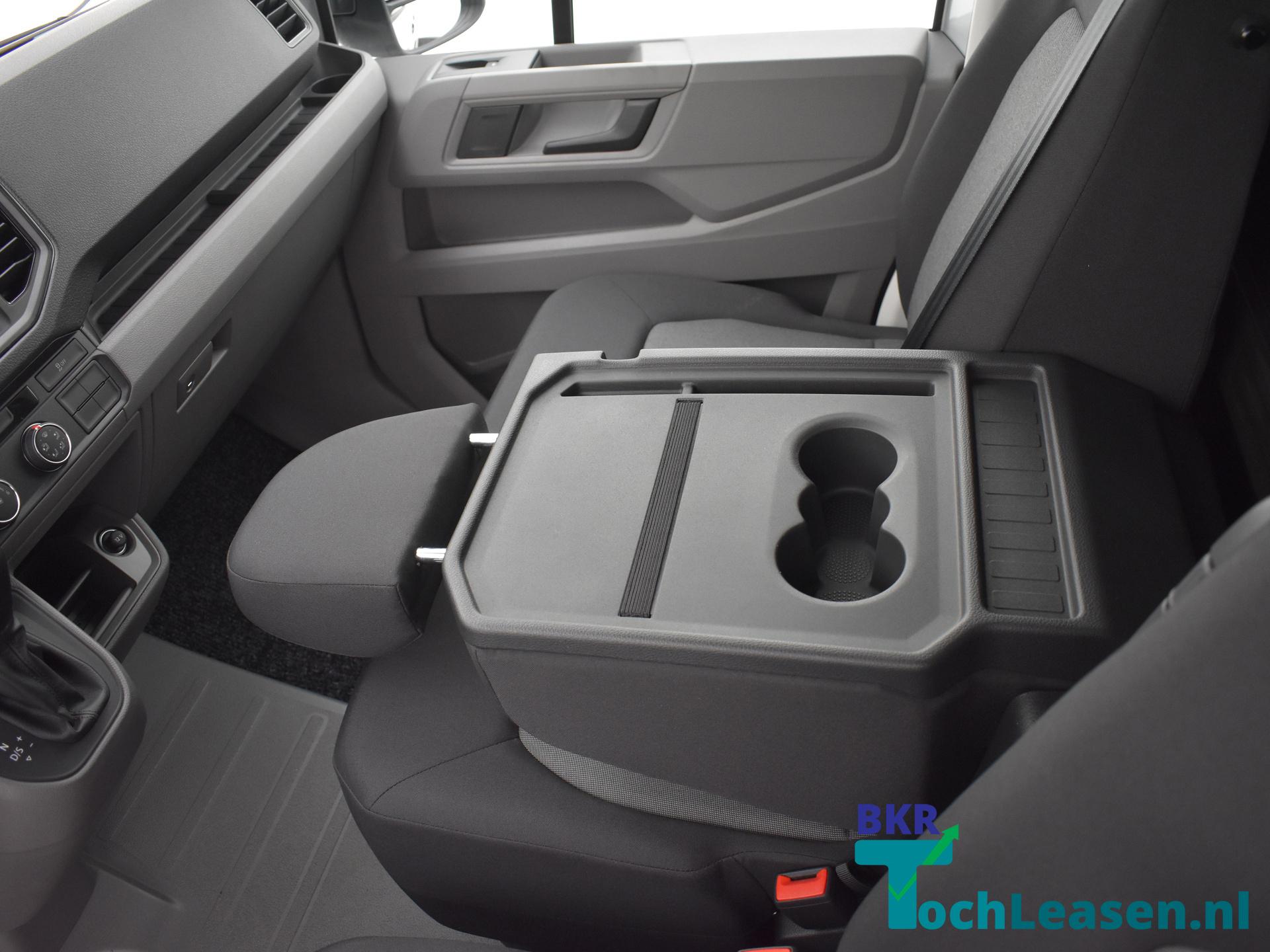 Volkswagen crafter leasen zilver l3h3