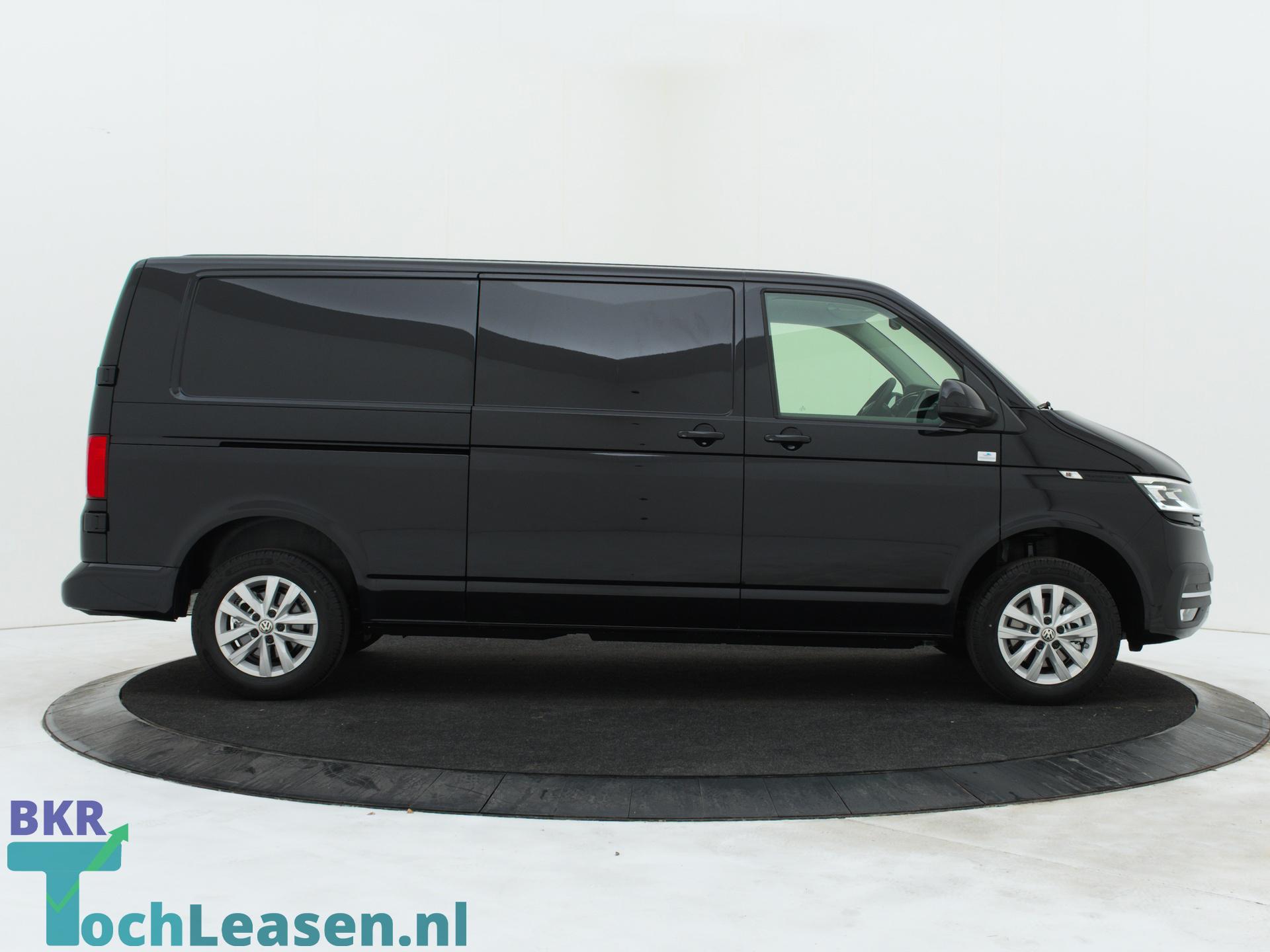 BKR toch leasen Volkswagen Transporter zwart 13