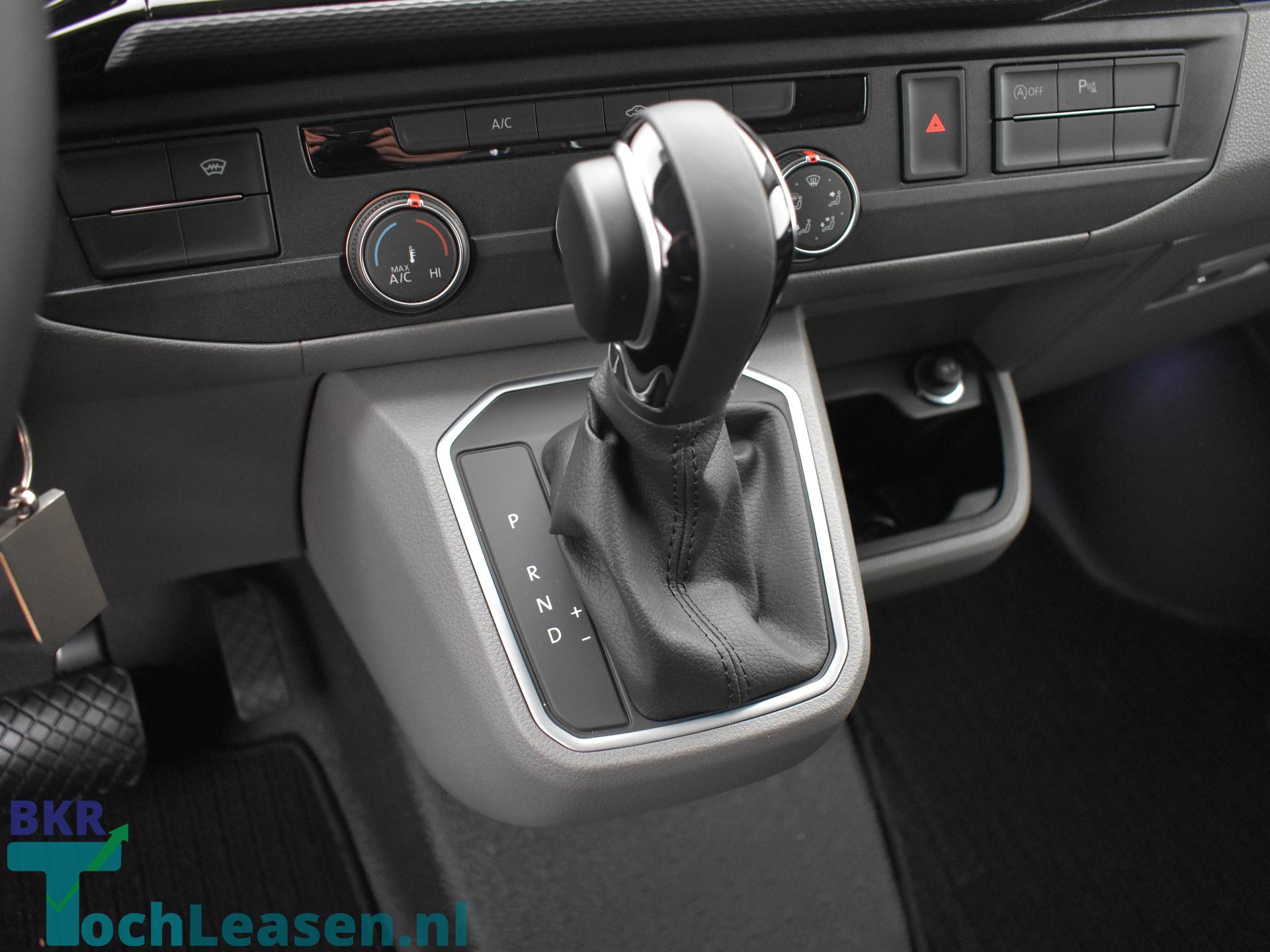 BKR toch leasen Volkswagen Transporter zwart 16