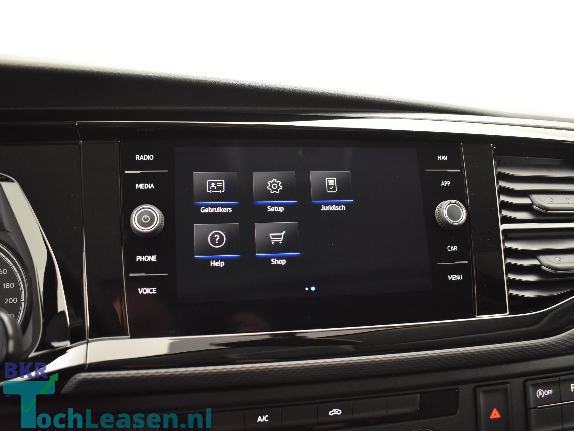BKR toch leasen Volkswagen Transporter zwart 20