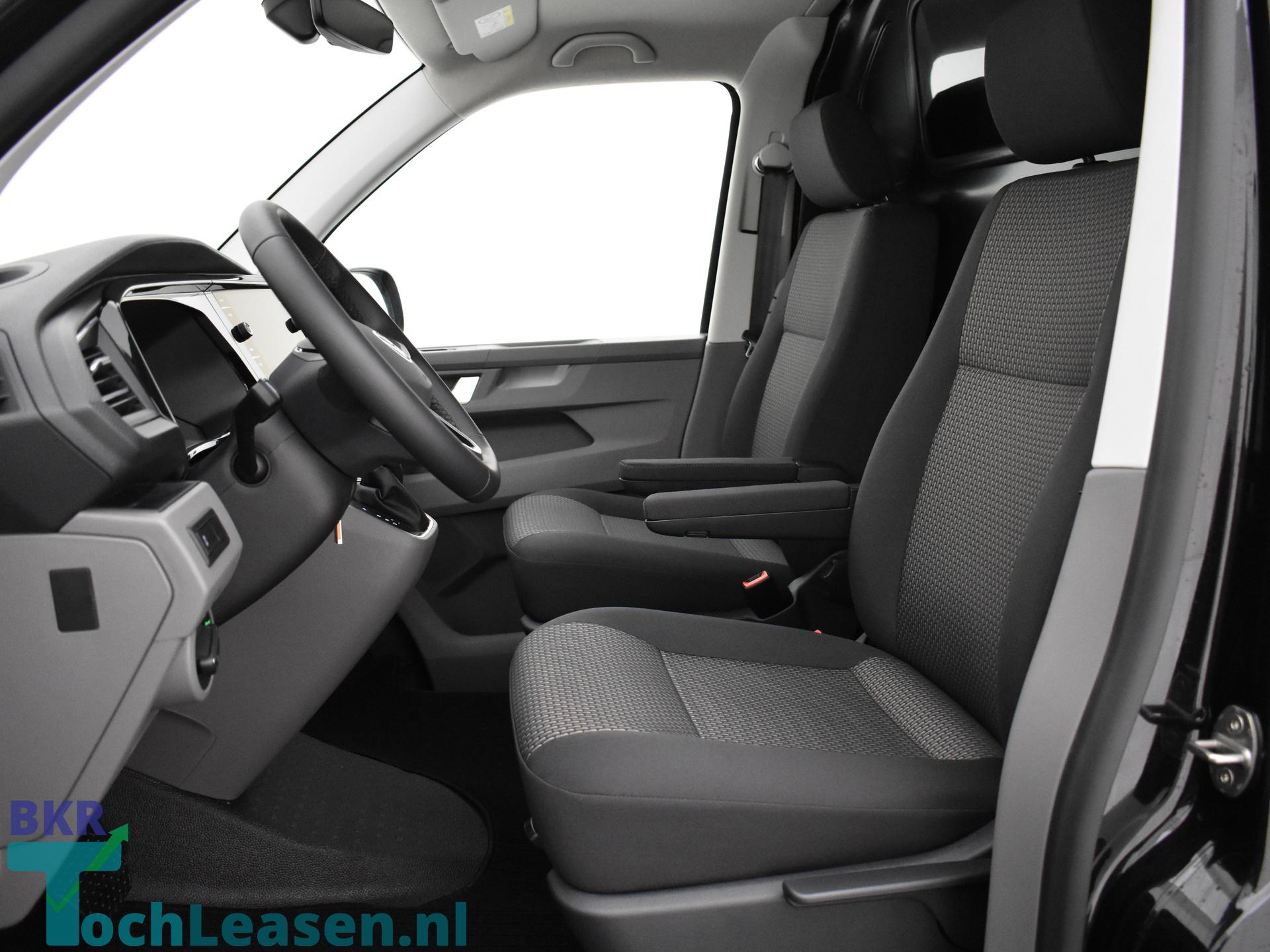 BKR toch leasen Volkswagen Transporter zwart 23