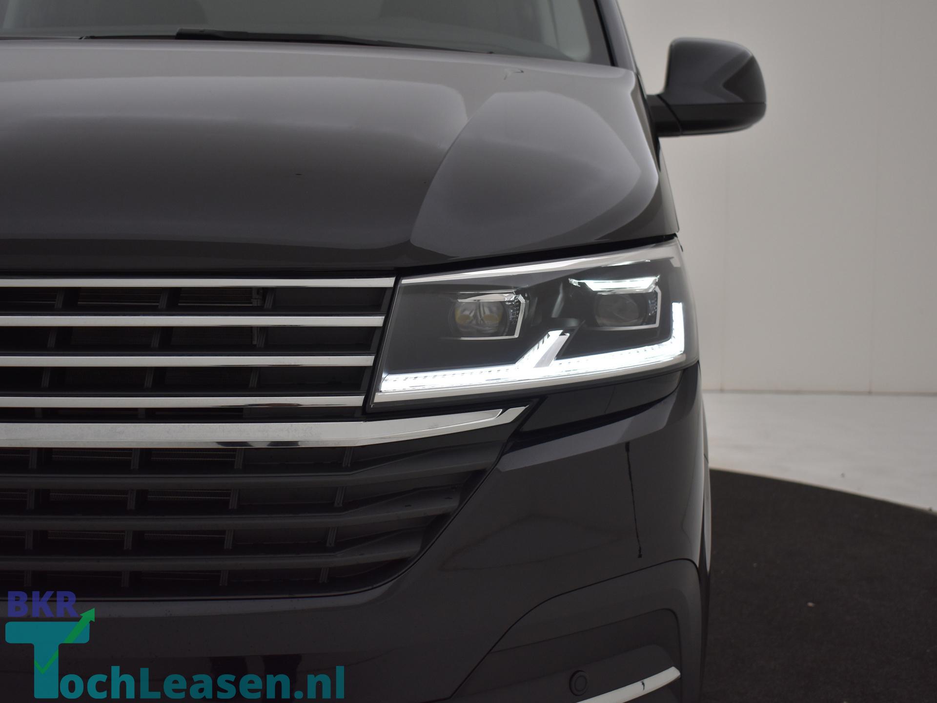 BKR toch leasen Volkswagen Transporter zwart 24