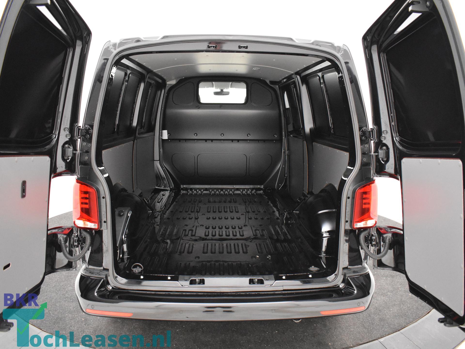 BKR toch leasen Volkswagen Transporter zwart 4
