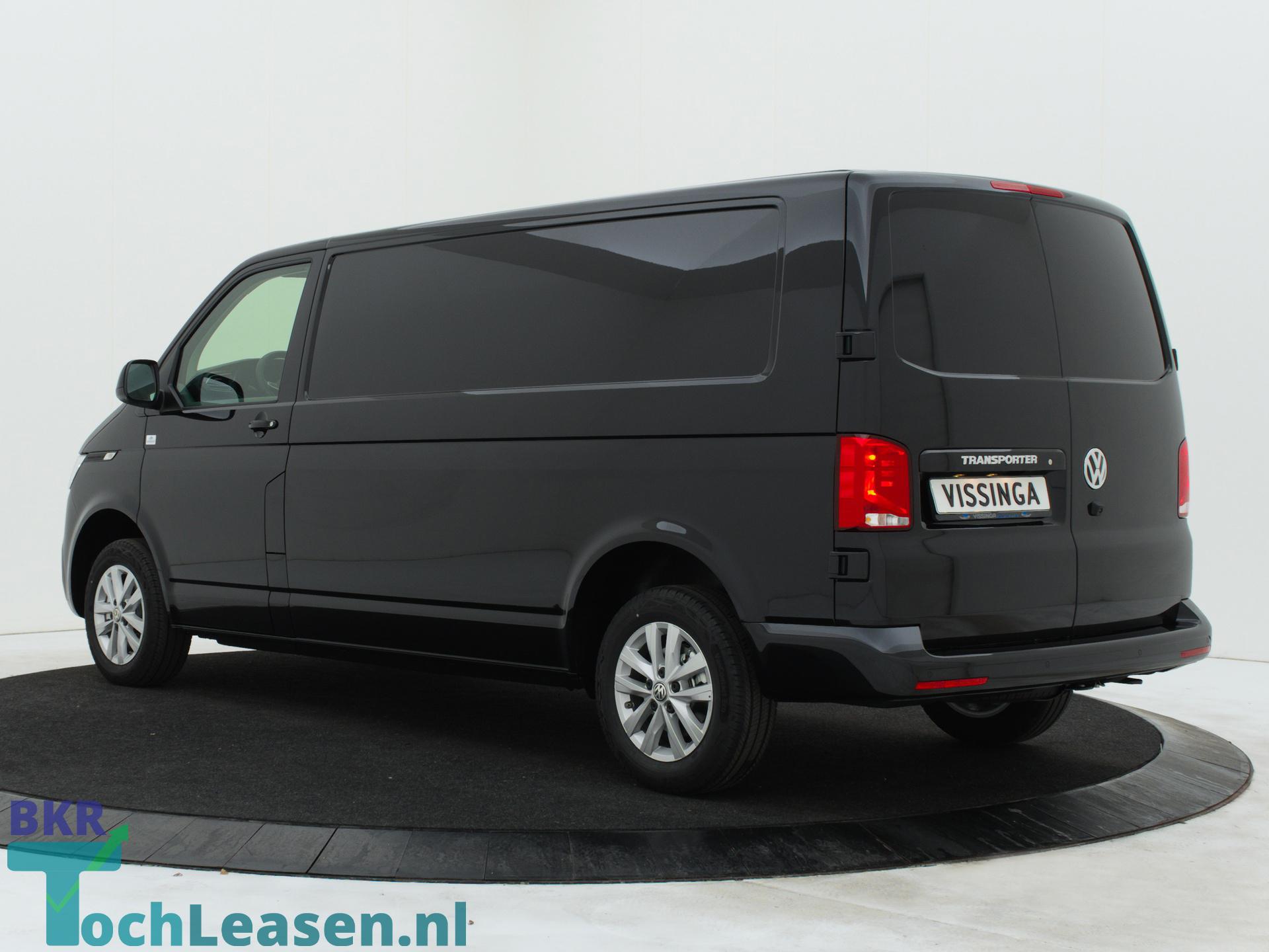 BKR toch leasen Volkswagen Transporter zwart 6