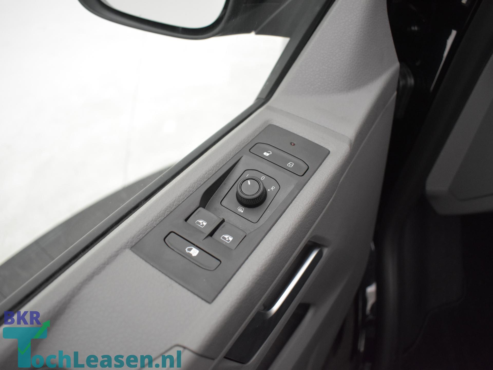 BKR toch leasen Volkswagen Transporter zwart 8