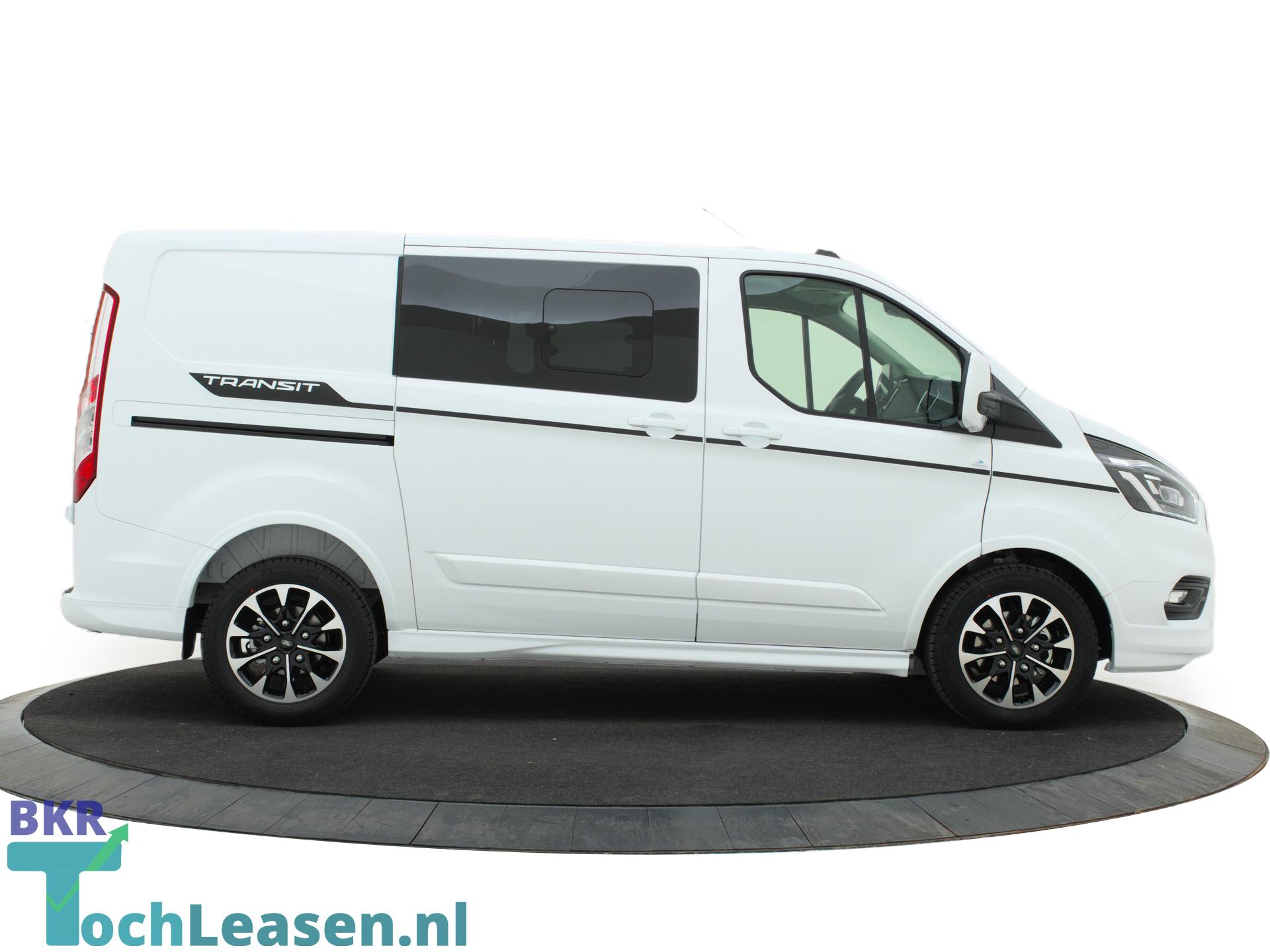 BKRtochleasen.nl - Ford Transit - Wit sport