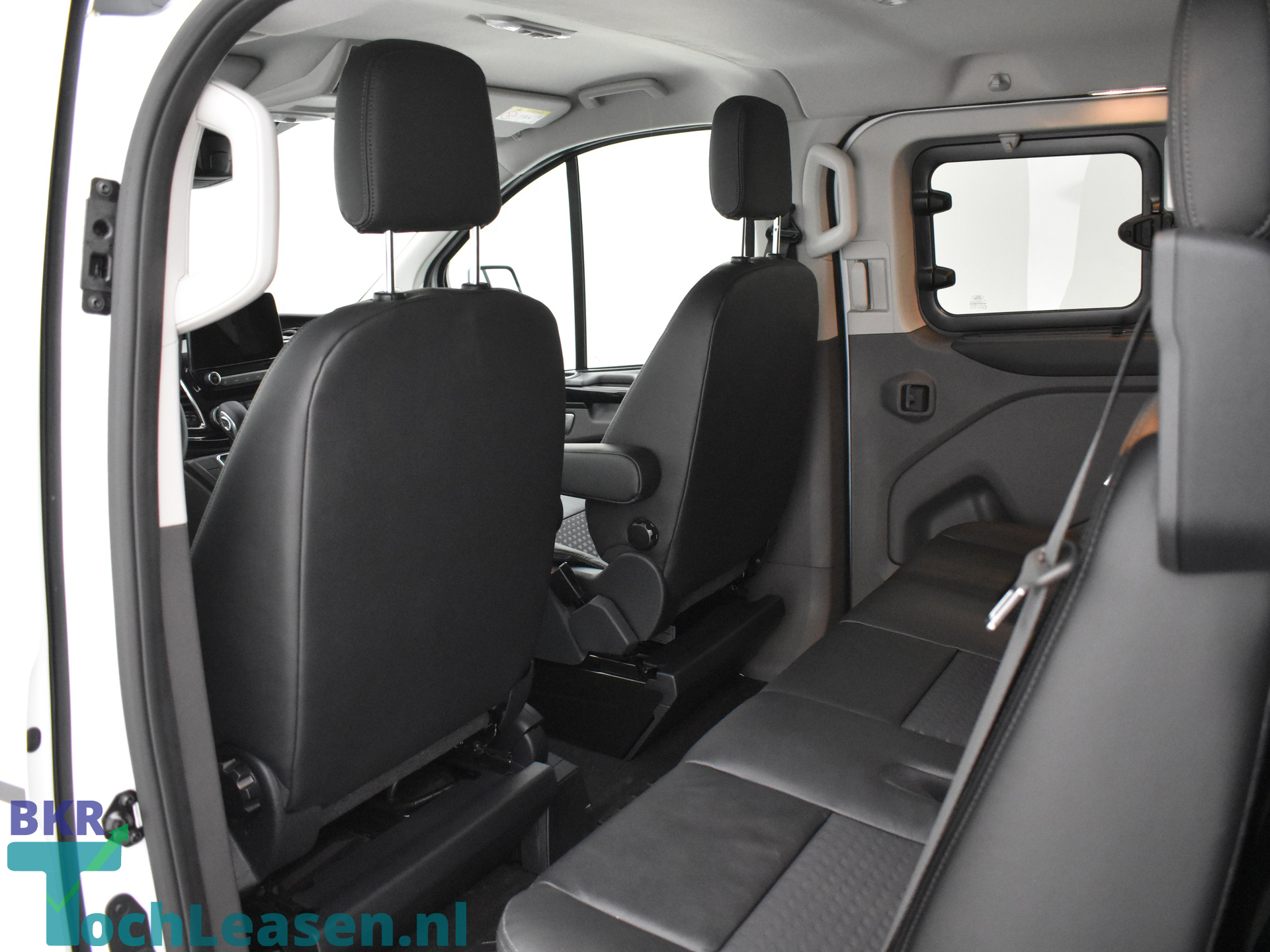 BKRtochleasen.nl - Ford Transit - Wit sport28