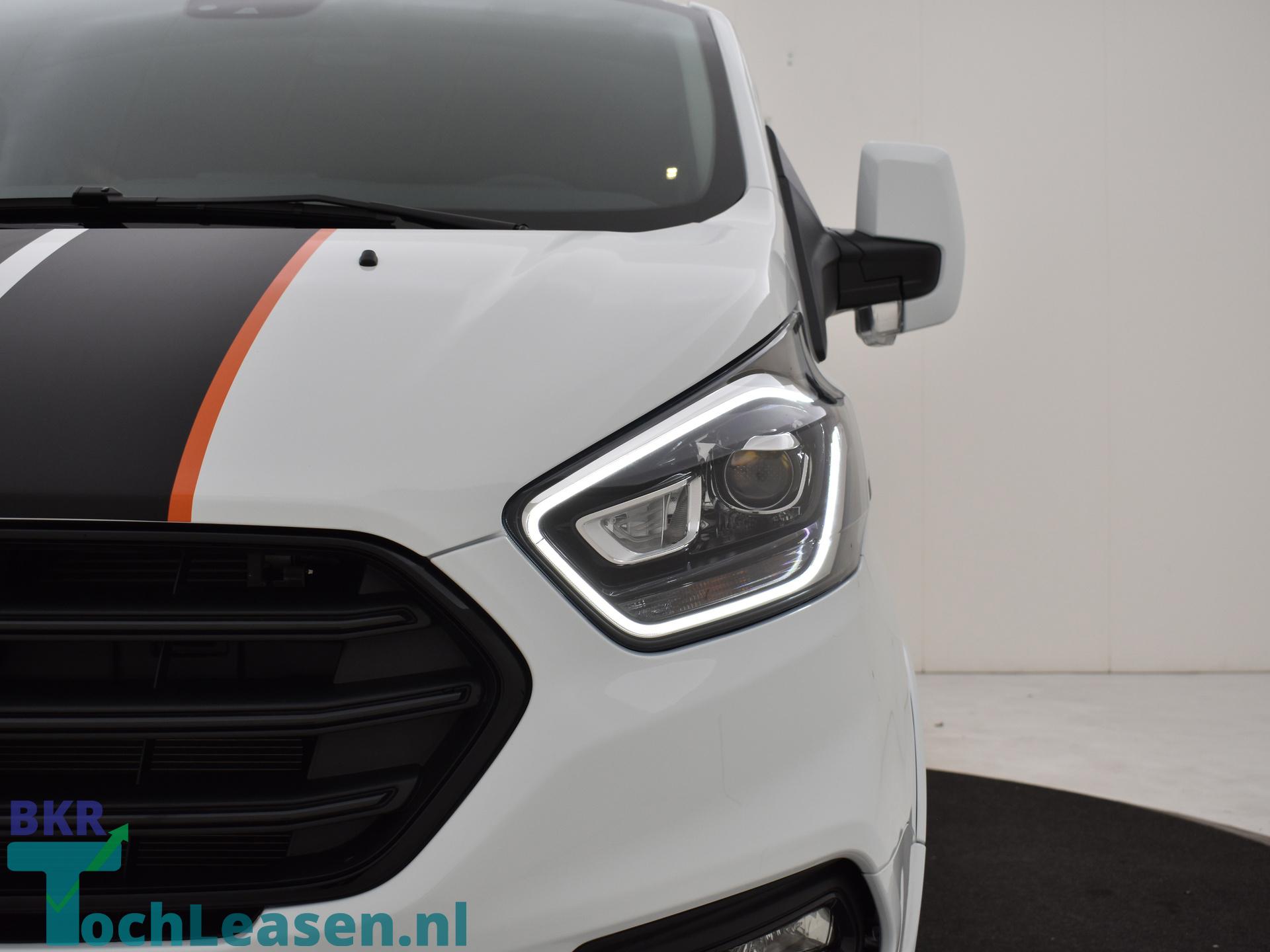 Ford Transit met BKR leasen