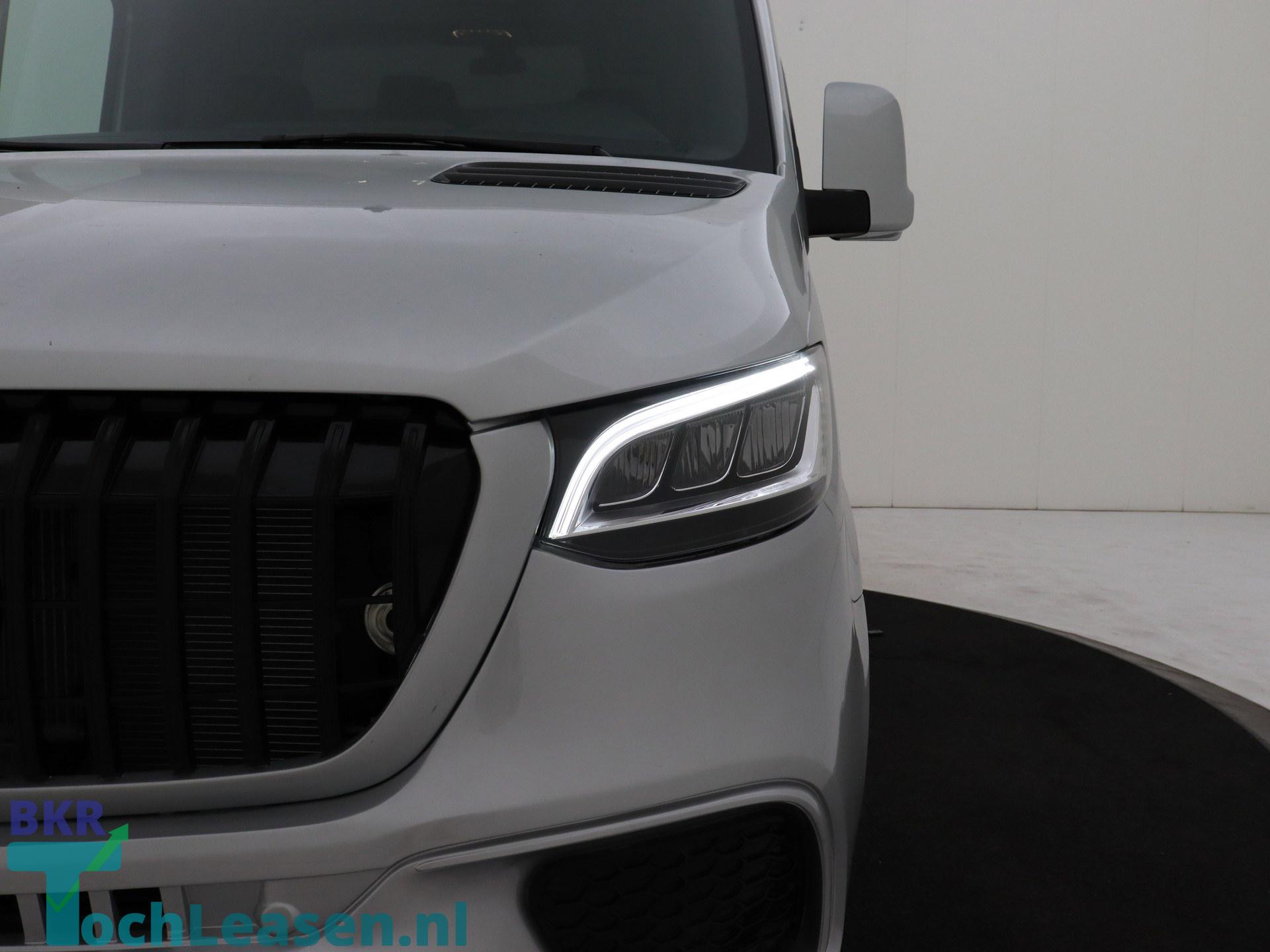 BKR toch leasen - Mercedes-Benz Sprinter - Zilver 1