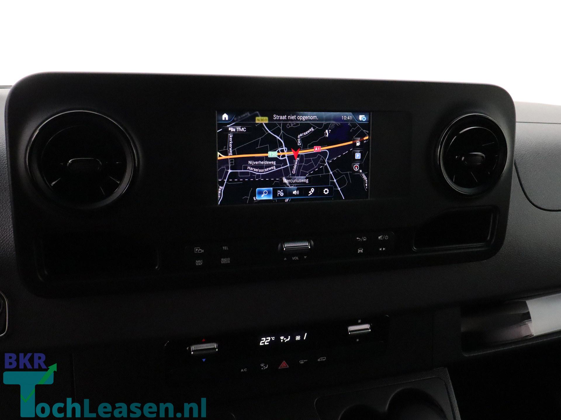 BKR toch leasen - Mercedes-Benz Sprinter - Zilver 11