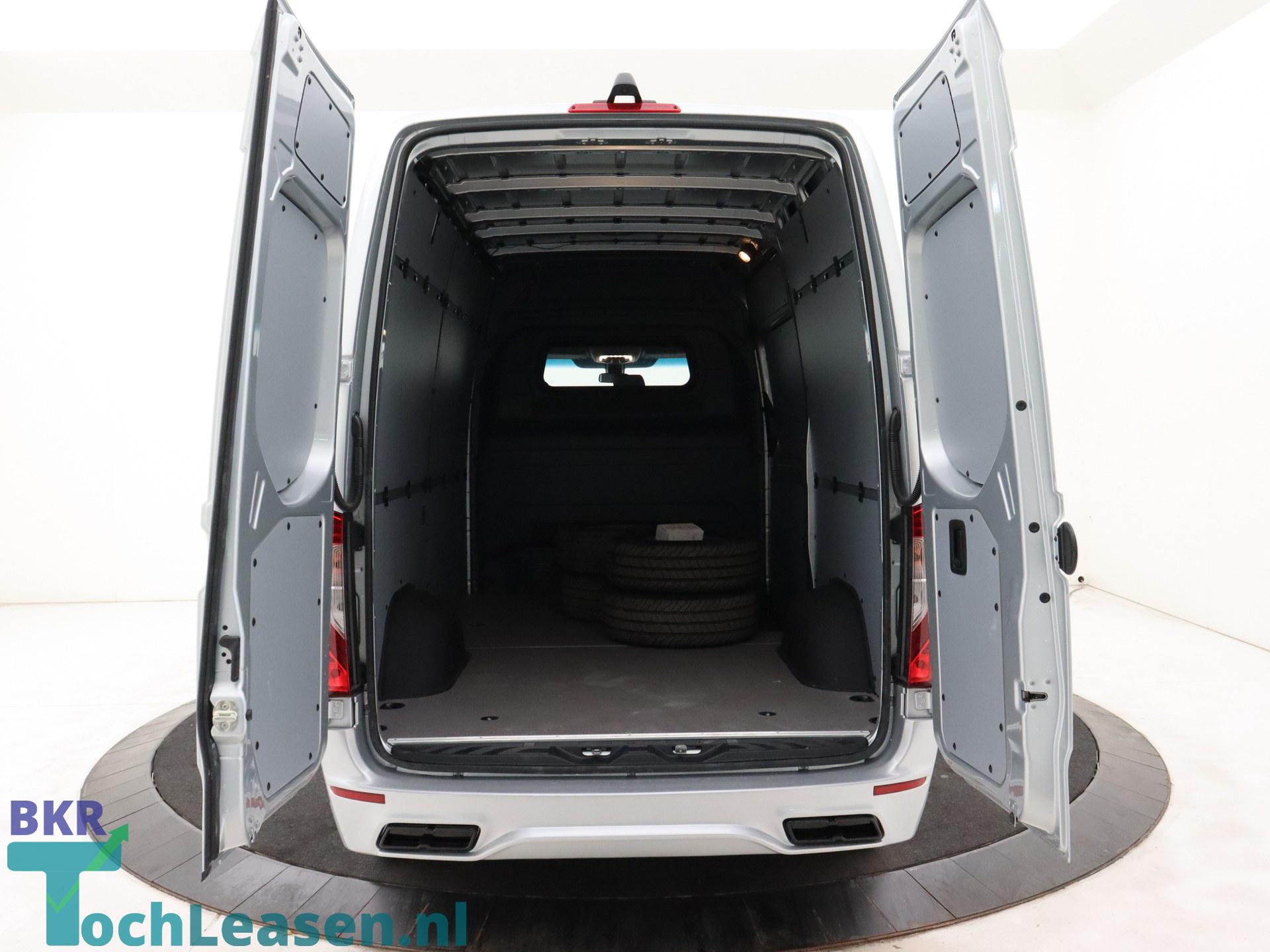 BKR toch leasen - Mercedes-Benz Sprinter - Zilver 16