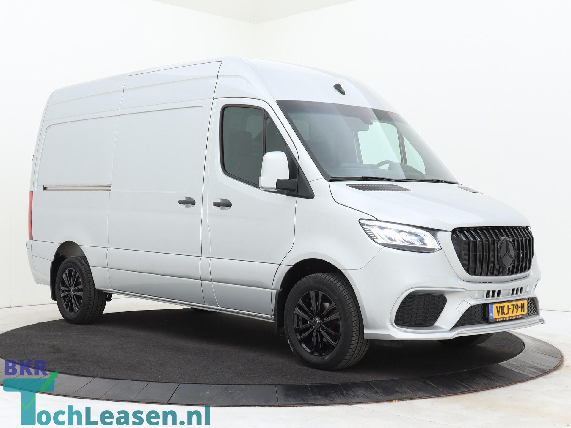 BKR toch leasen - Mercedes-Benz Sprinter - Zilver 18