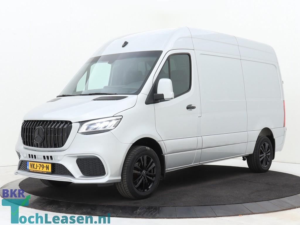 BKR toch leasen - Mercedes-Benz Sprinter - Zilver 20