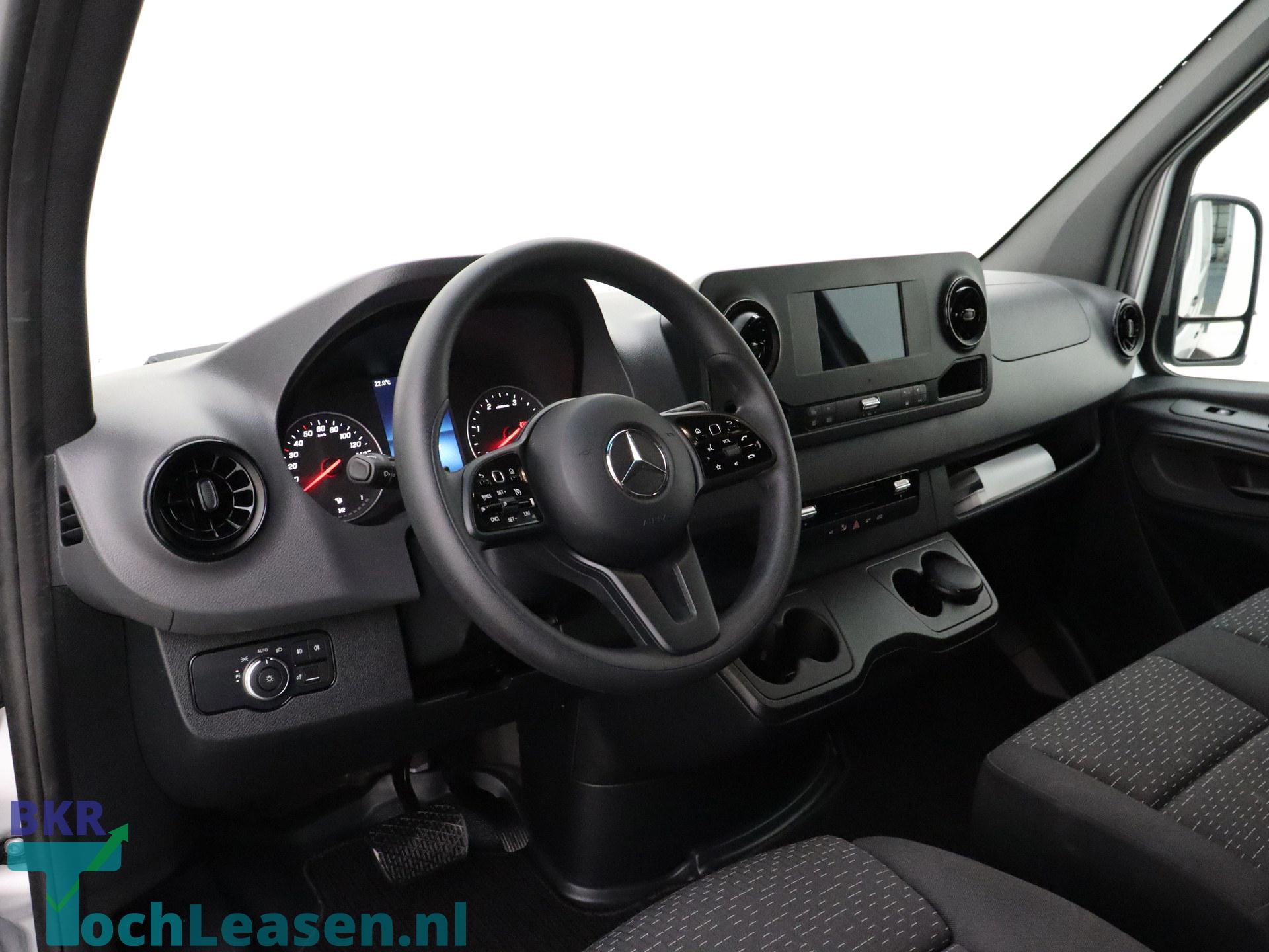 BKR toch leasen - Mercedes-Benz Sprinter - Zilver 4