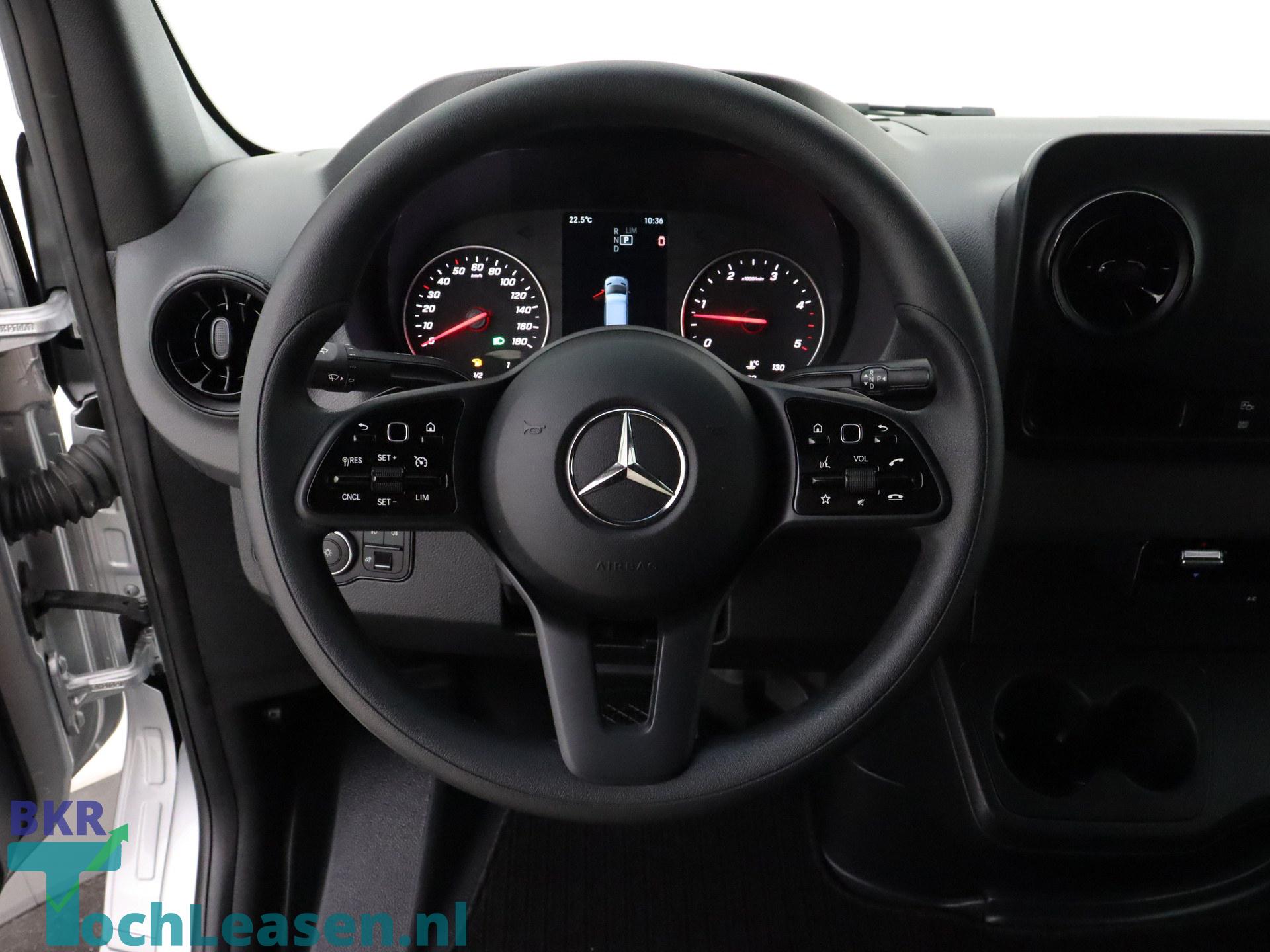 BKR toch leasen - Mercedes-Benz Sprinter - Zilver 5