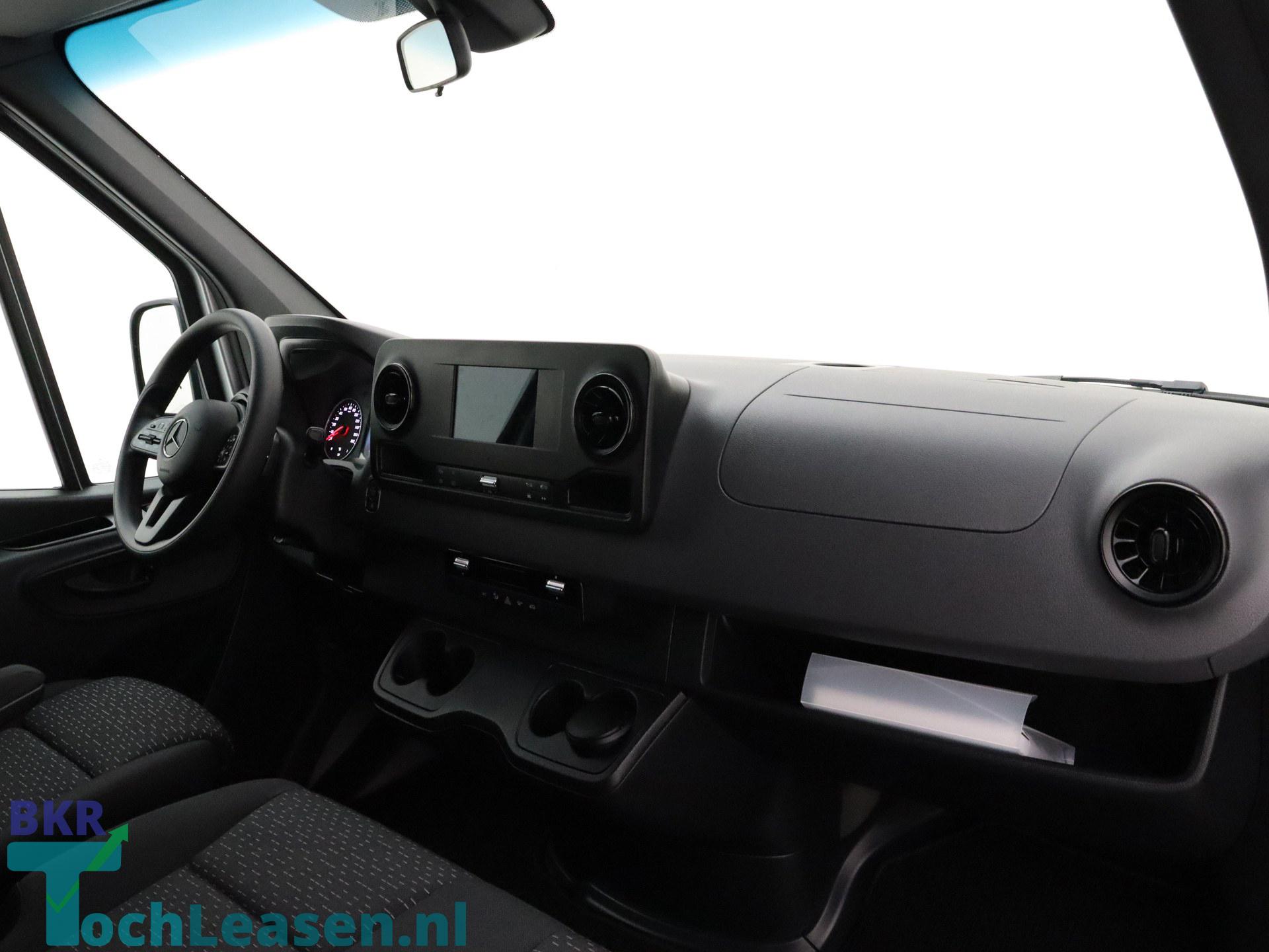 BKR toch leasen - Mercedes-Benz Sprinter - Zilver 7