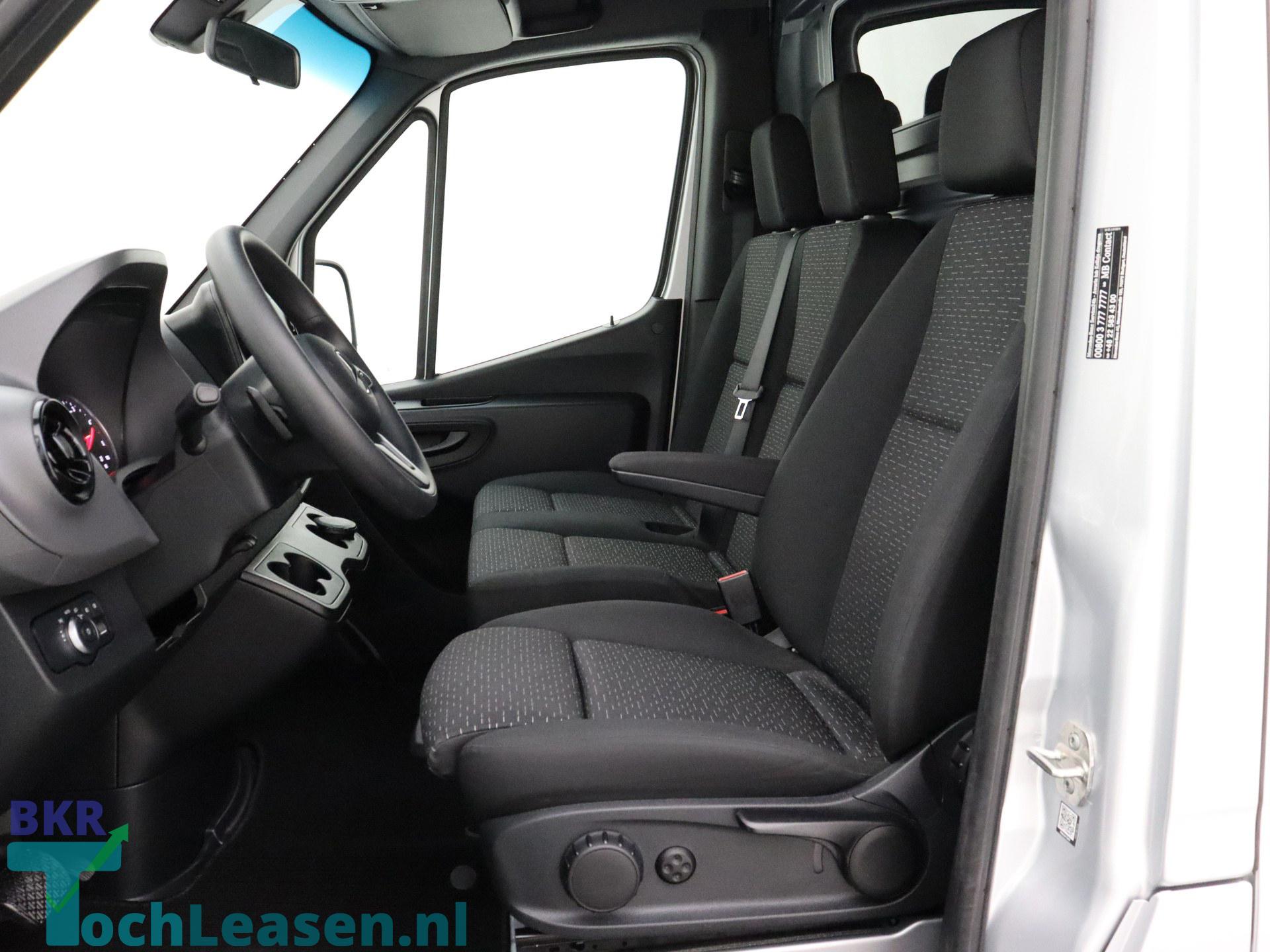 BKR toch leasen - Mercedes-Benz Sprinter - Zilver 9