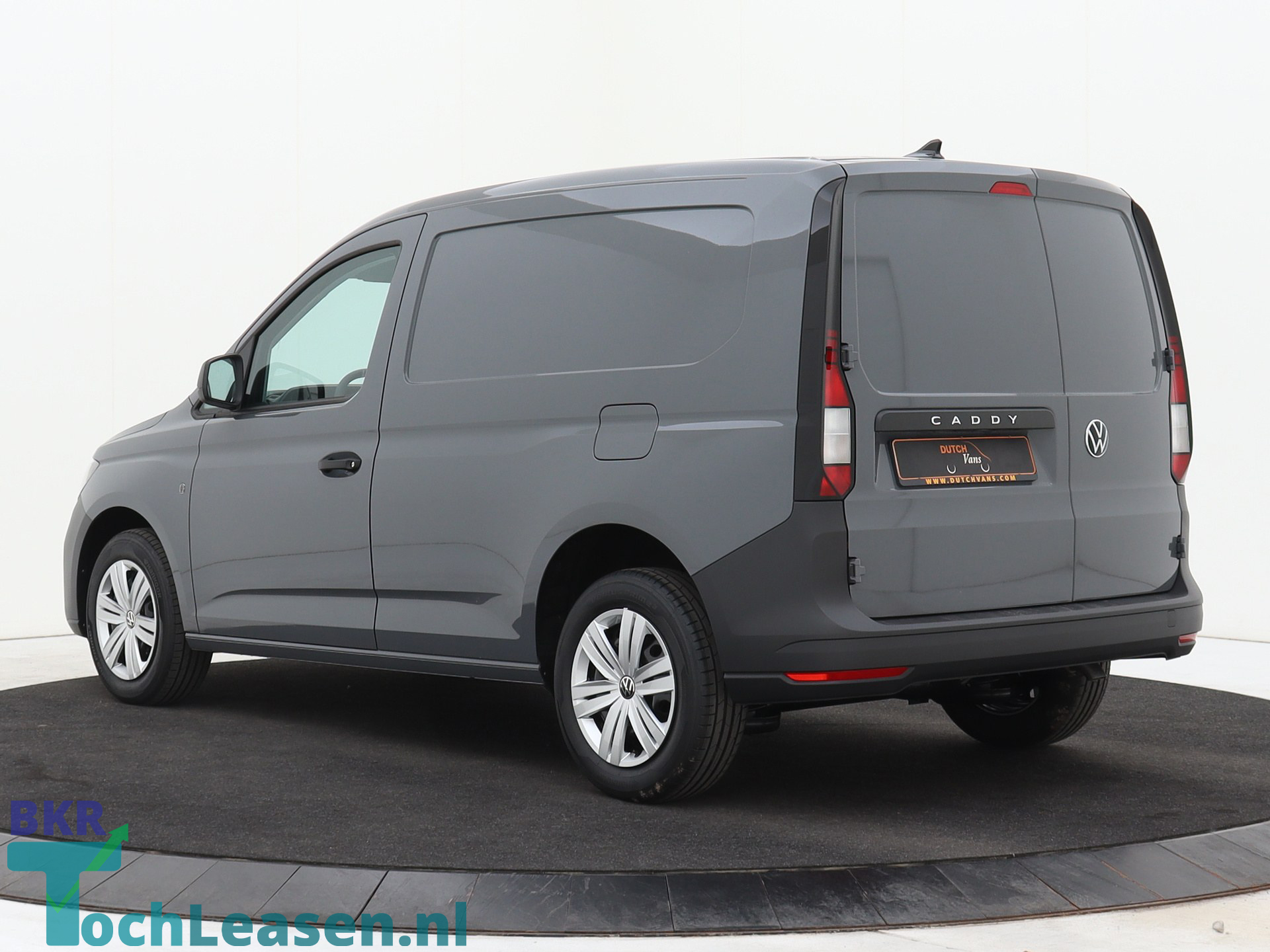 BKR toch leasen - Volkswagen Caddy - Grijs 10
