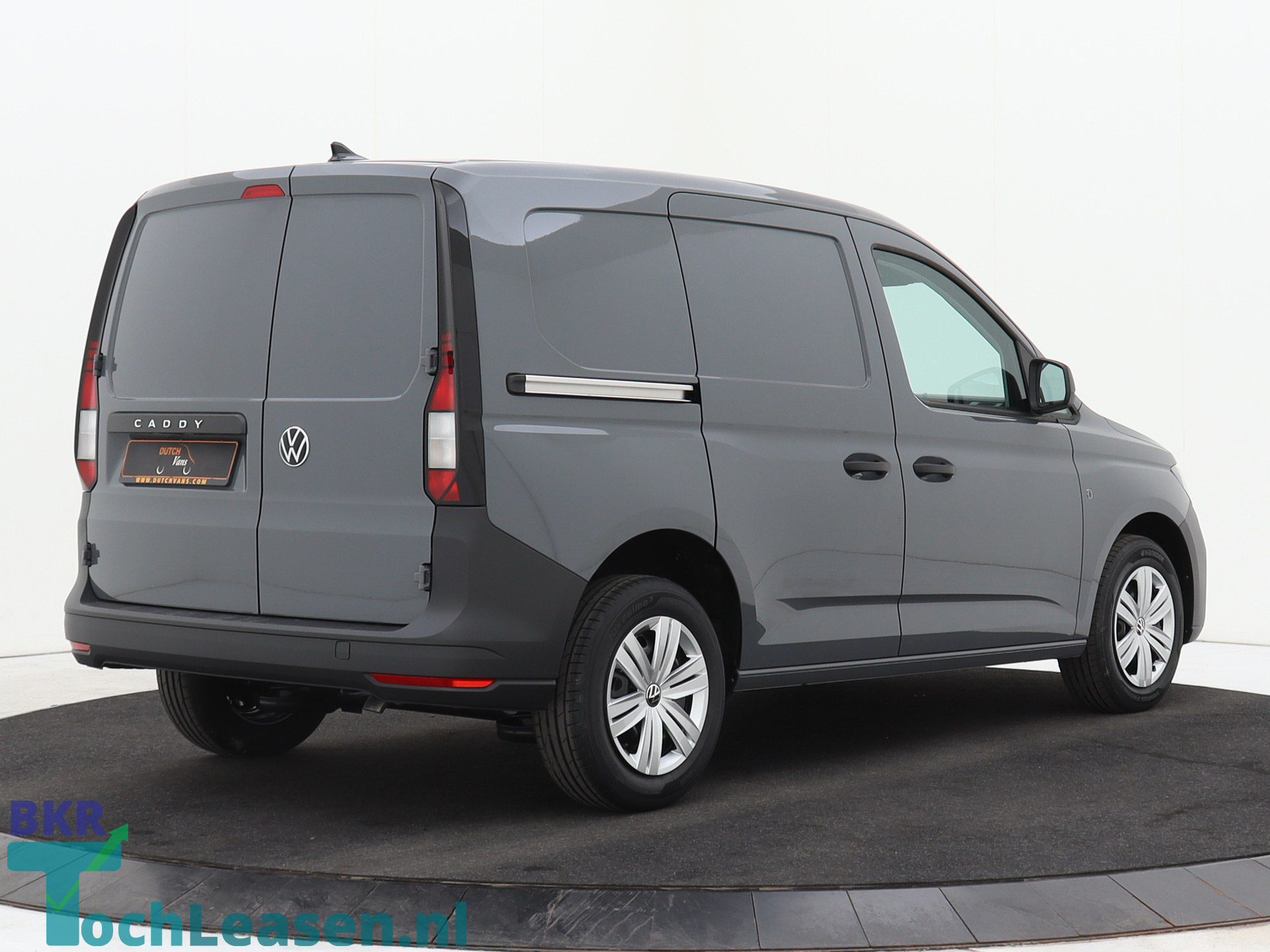 BKR toch leasen - Volkswagen Caddy - Grijs 15