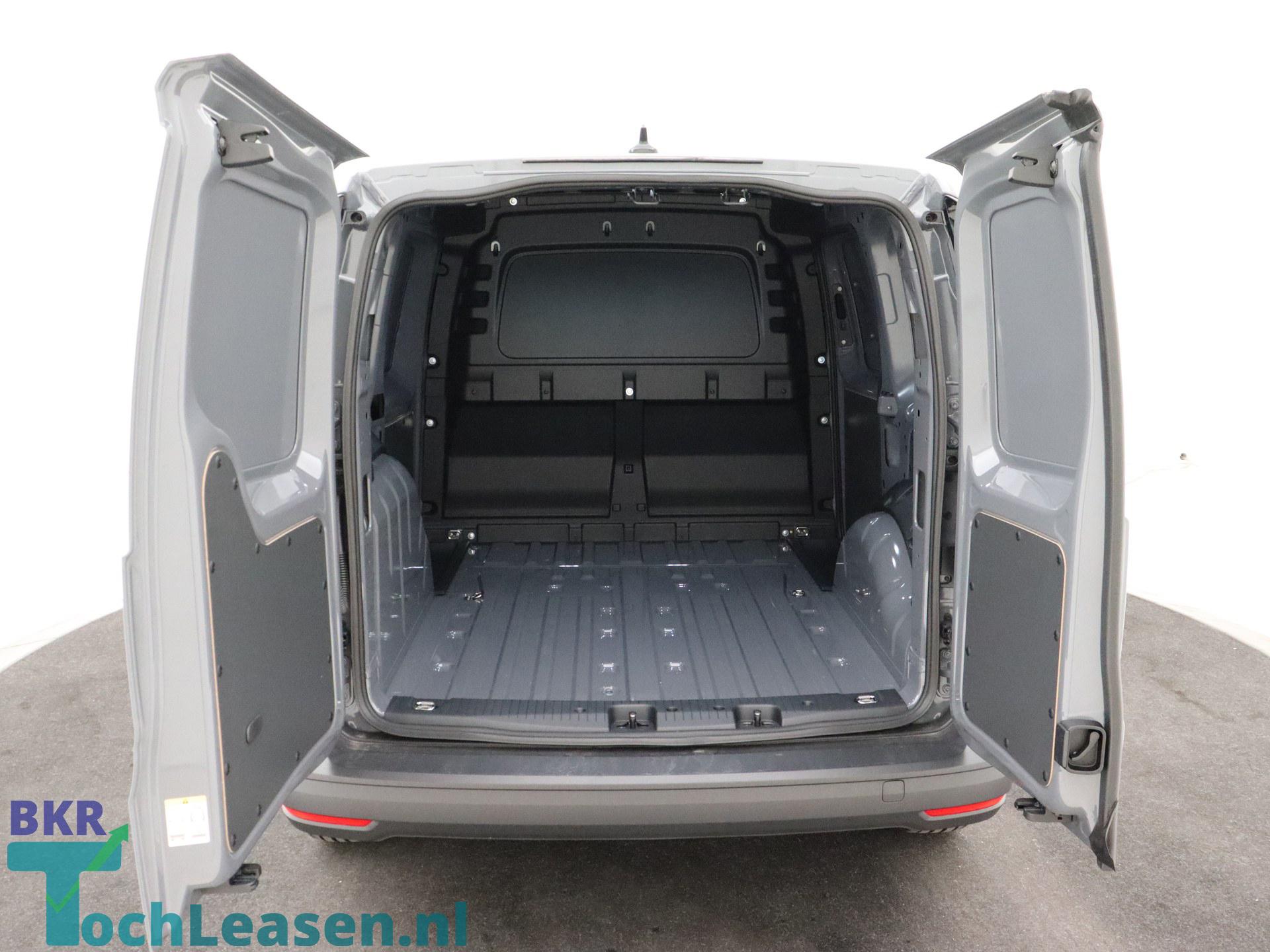 BKR toch leasen - Volkswagen Caddy - Grijs 16