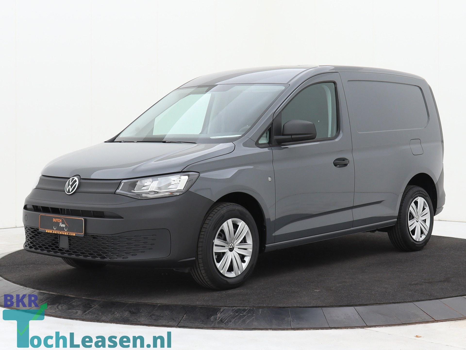 BKR toch leasen - Volkswagen Caddy - Grijs 18