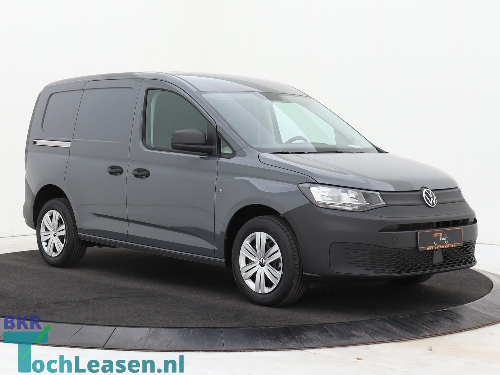 BKR toch leasen - Volkswagen Caddy - Grijs 19