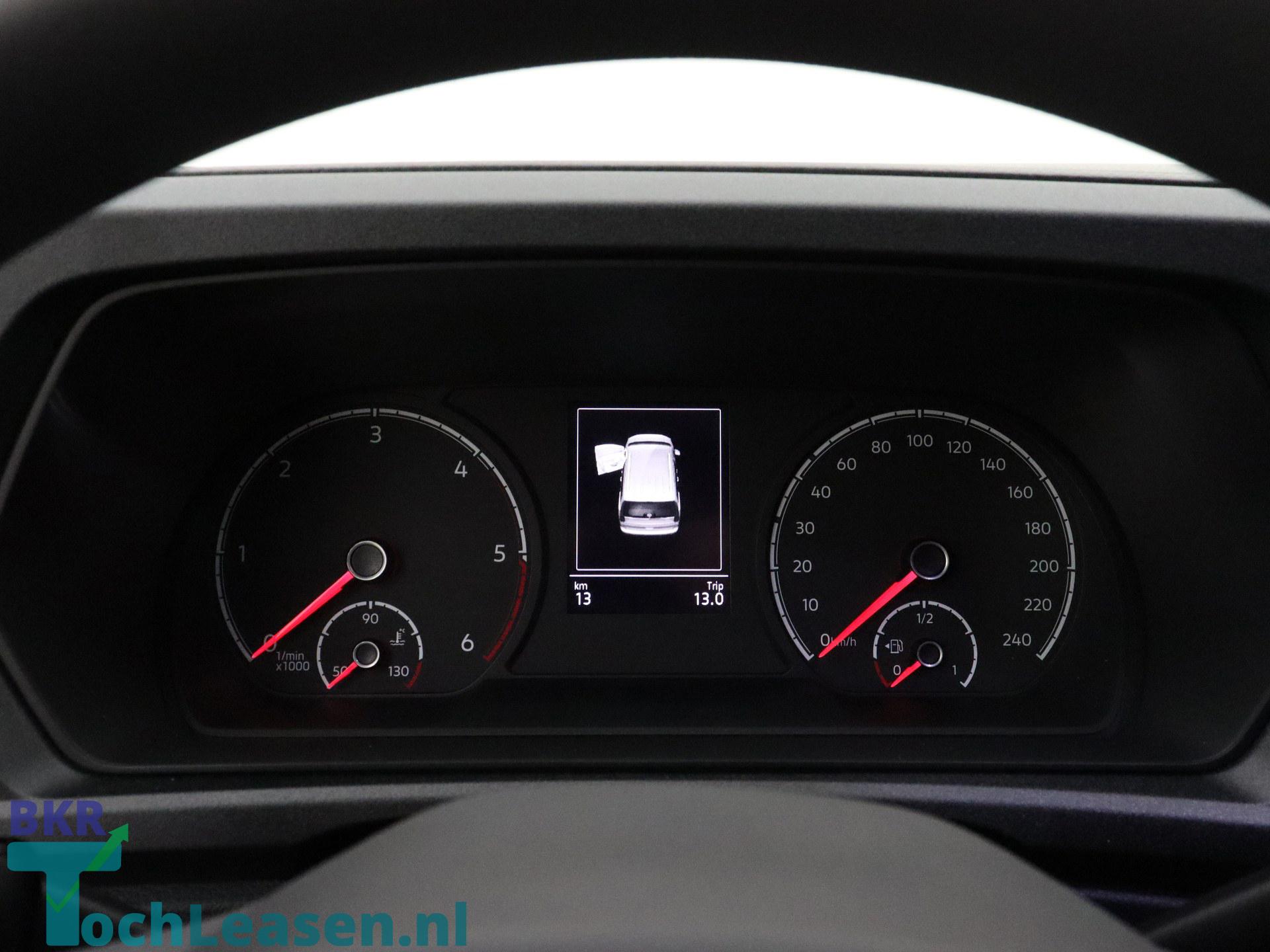 BKR toch leasen - Volkswagen Caddy - Grijs 21