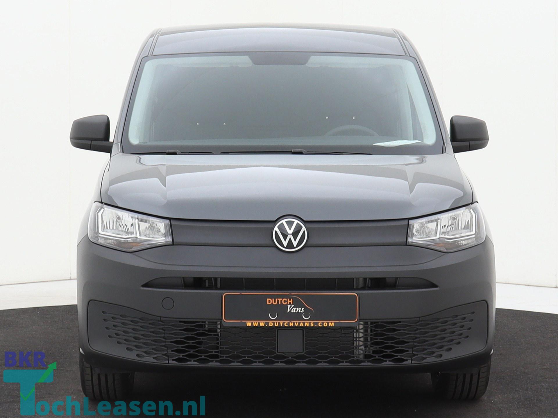 BKR toch leasen - Volkswagen Caddy - Grijs 5