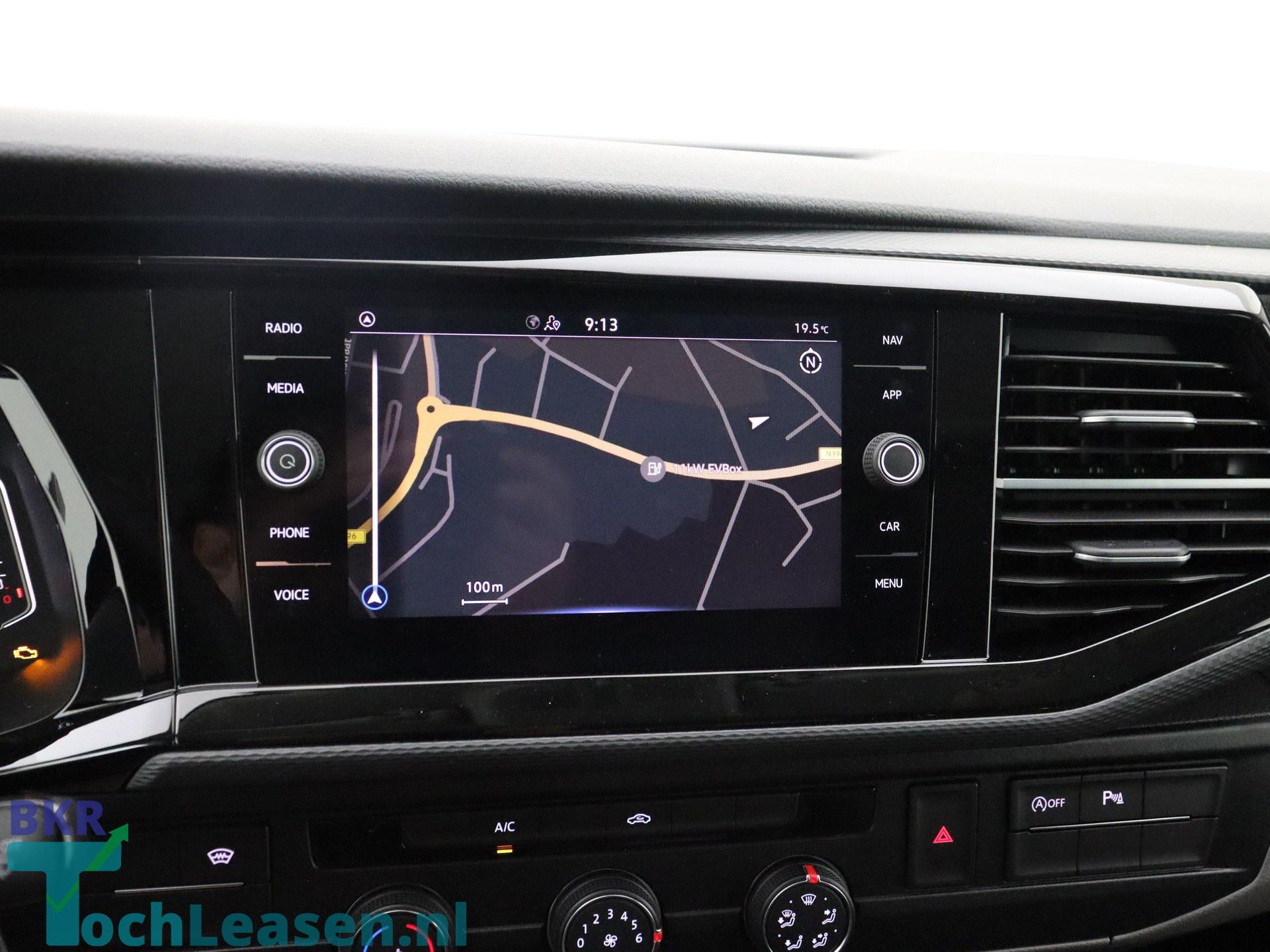 BKR toch leasen - Volkswagen Transporter - Grijs 10