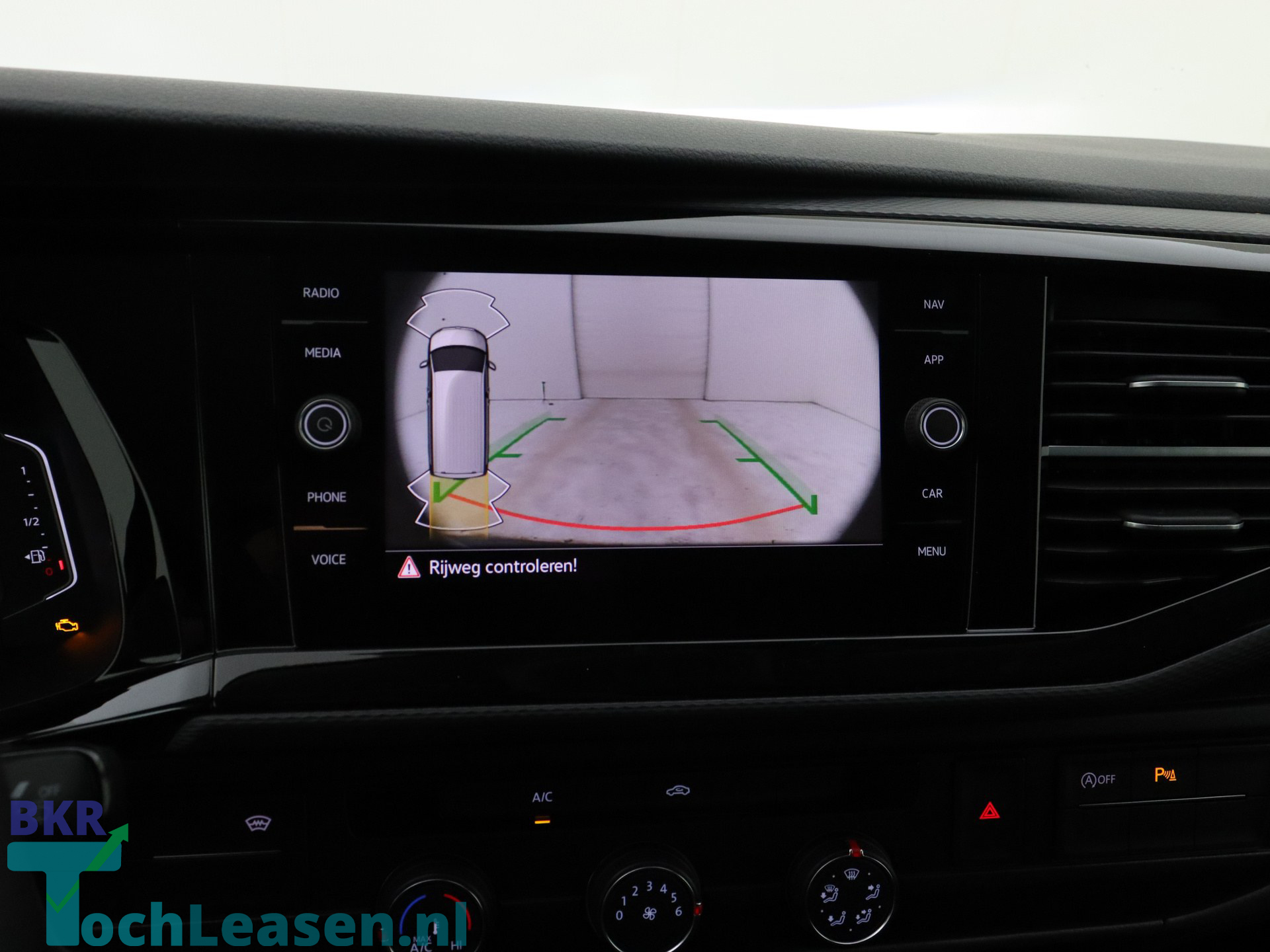 BKR toch leasen - Volkswagen Transporter - Grijs 11