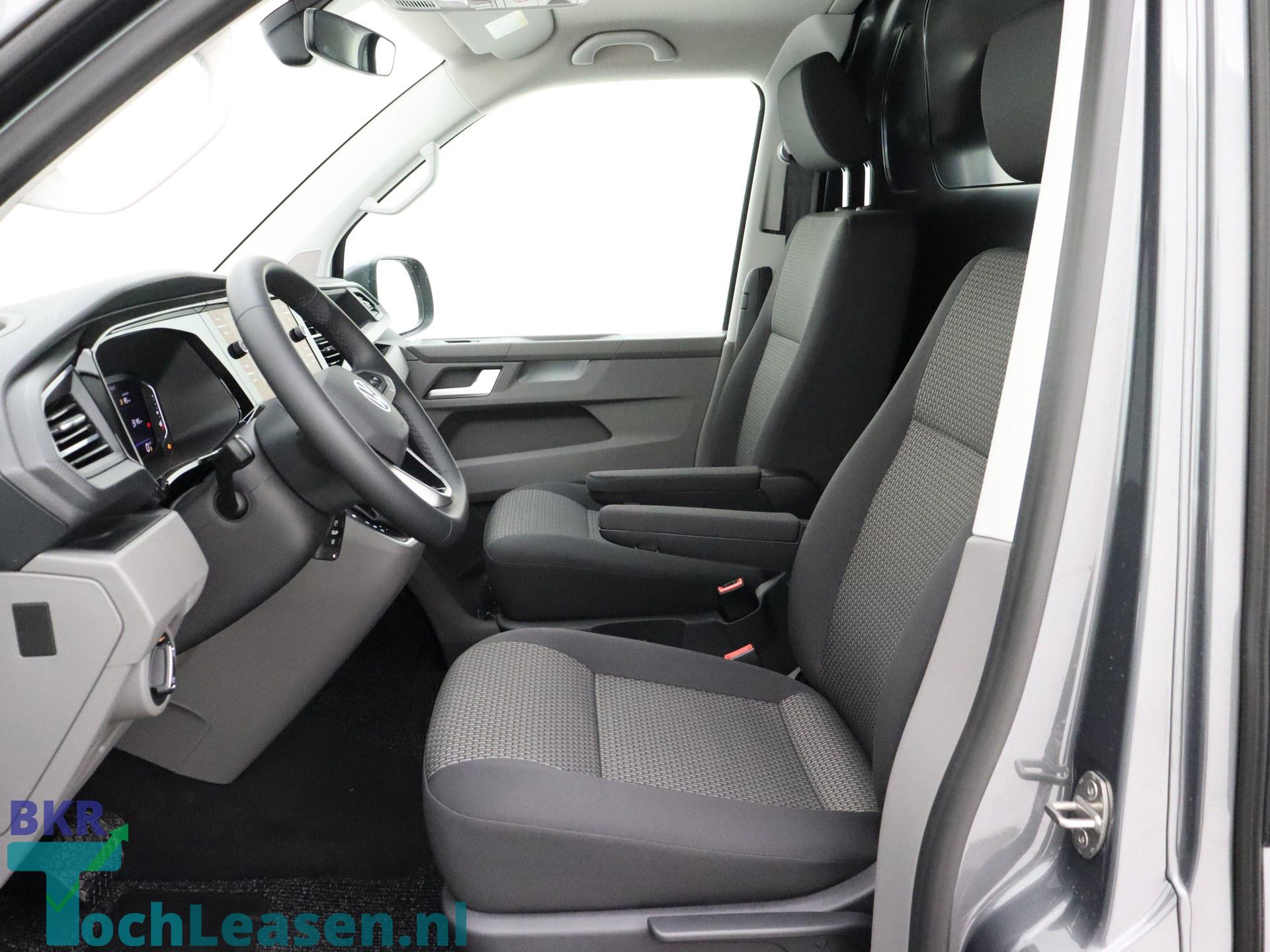 BKR toch leasen - Volkswagen Transporter - Grijs 15