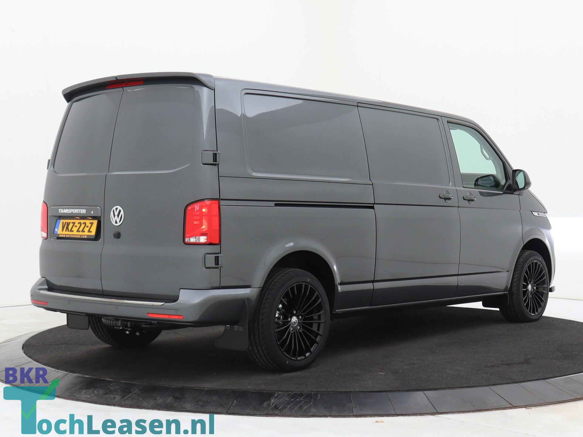 BKR toch leasen - Volkswagen Transporter - Grijs 18
