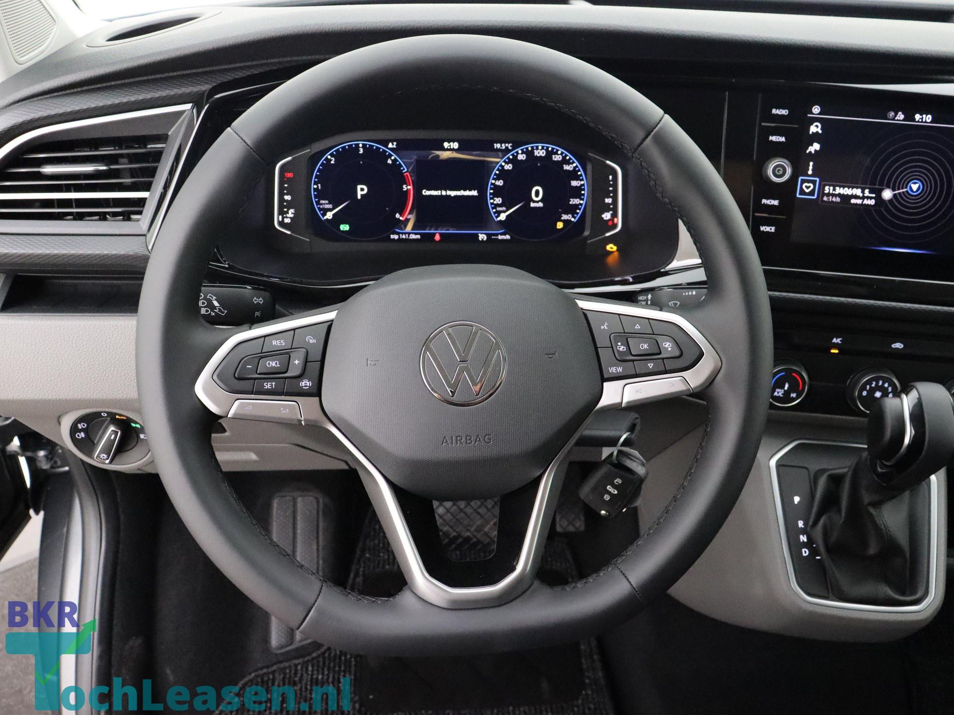 BKR toch leasen - Volkswagen Transporter - Grijs 5