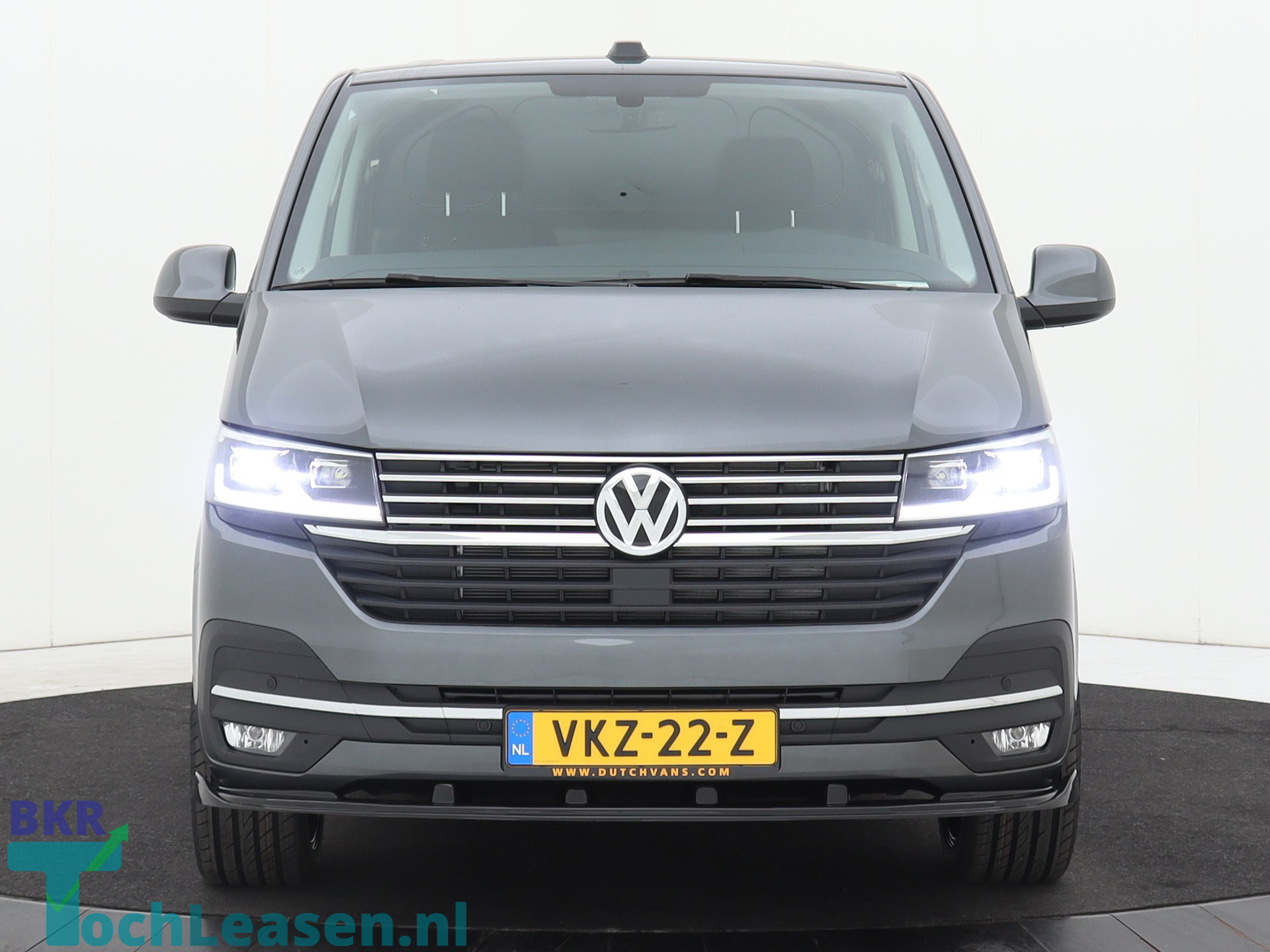 BKR toch leasen - Volkswagen Transporter - Grijs 6
