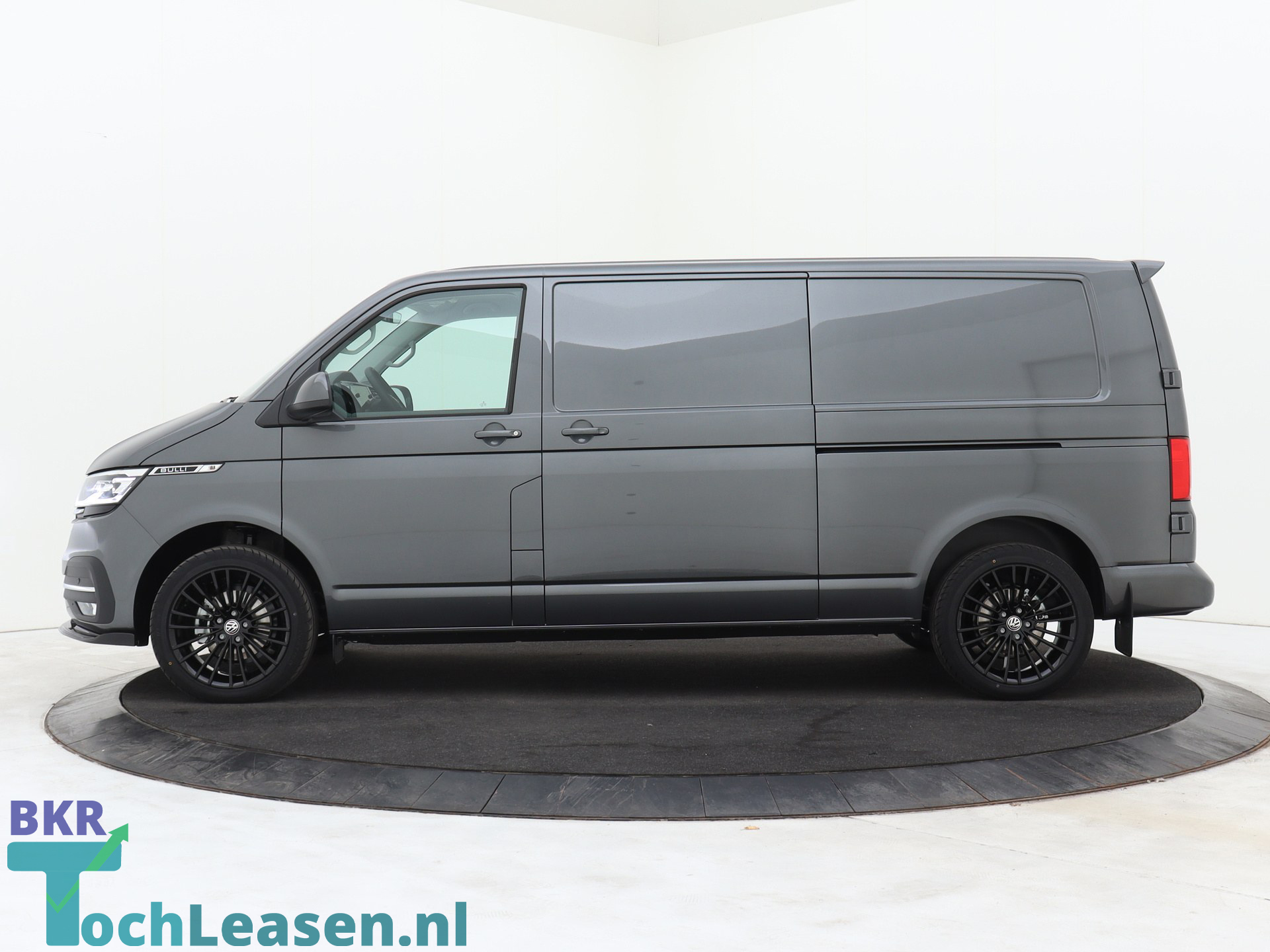 BKR toch leasen - Volkswagen Transporter - Grijs 8