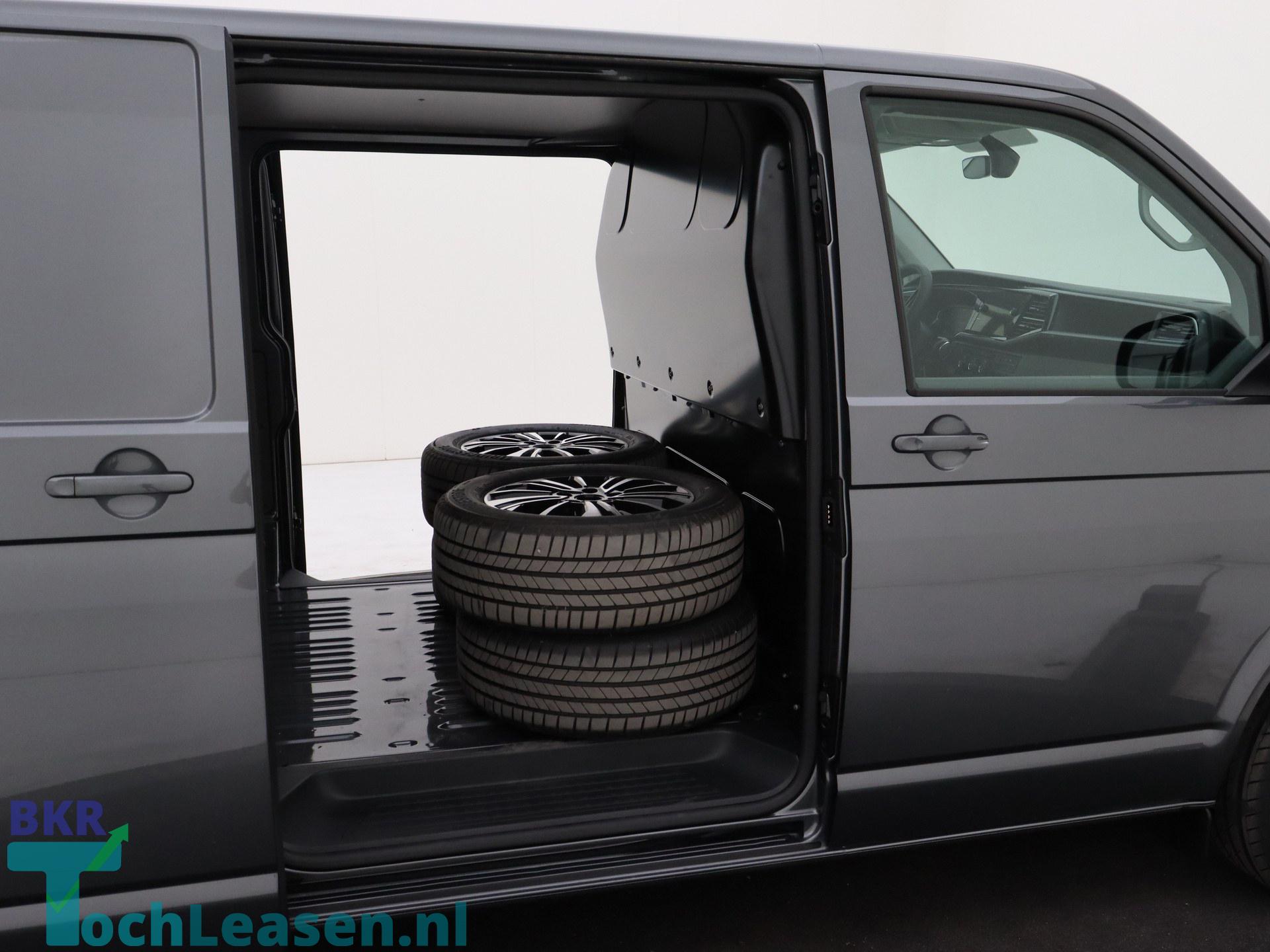 BKR toch leasen - Volkswagen Transporter - Grijs 9